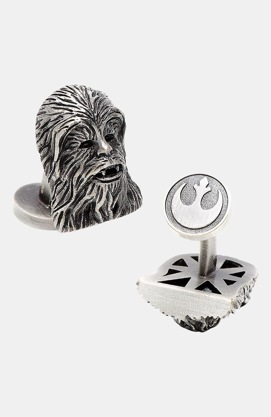 Alternate Image 1 Selected - Cufflinks, Inc. 'Star Wars™ - Chewbacca' Cuff Links