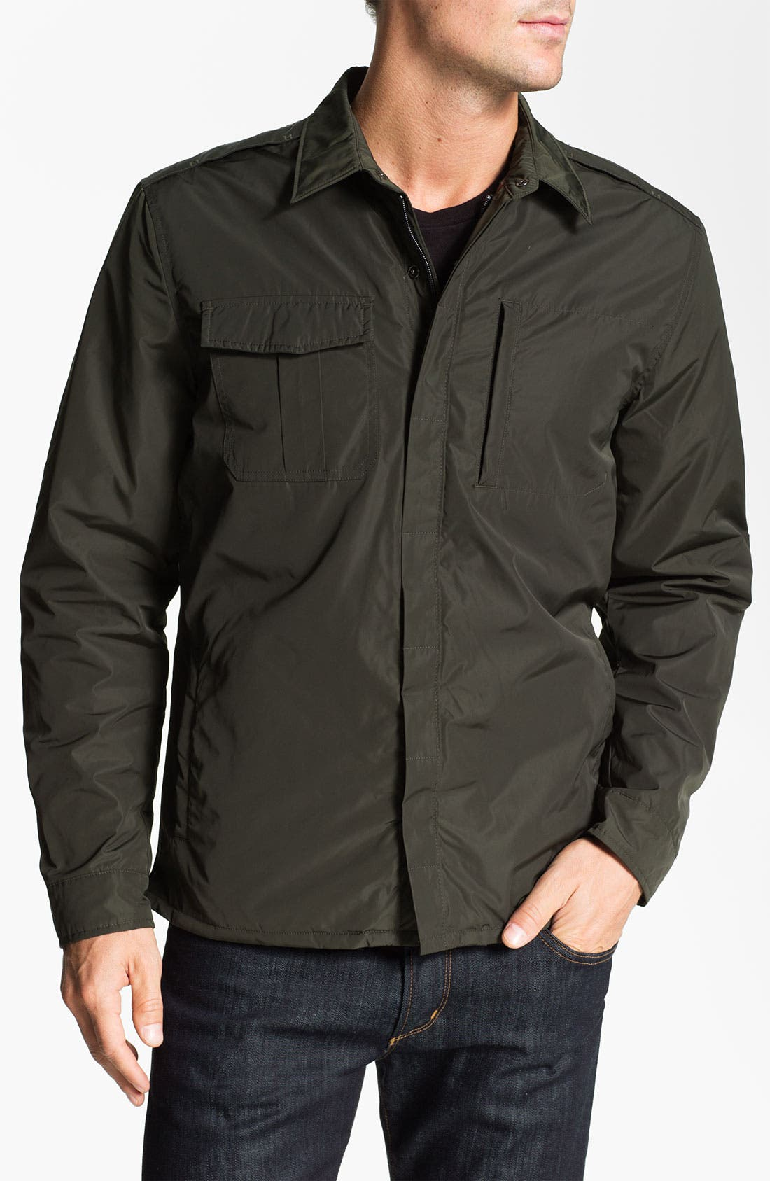 Alternate Image 1 Selected - Victorinox Swiss Army® 'Halster' Insulated Jacket (Online Exclusive)