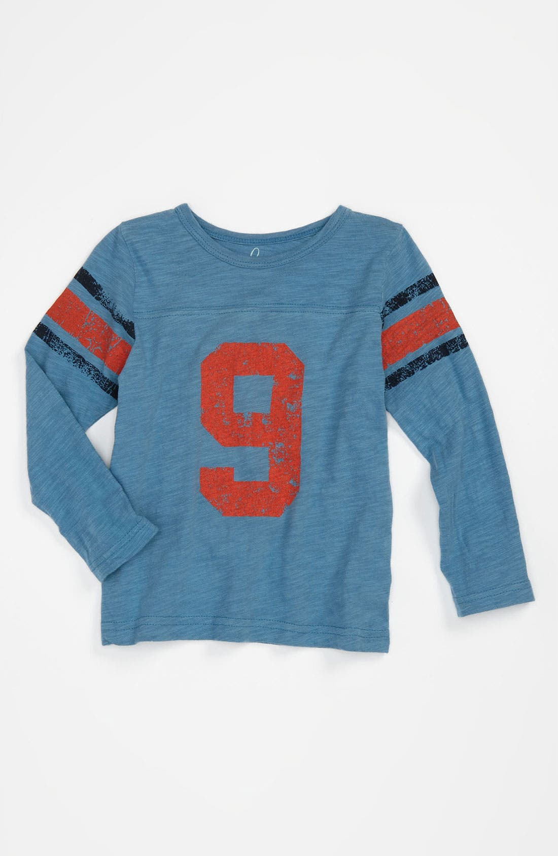 Main Image - Peek Long Sleeve Jersey Top (Infant)