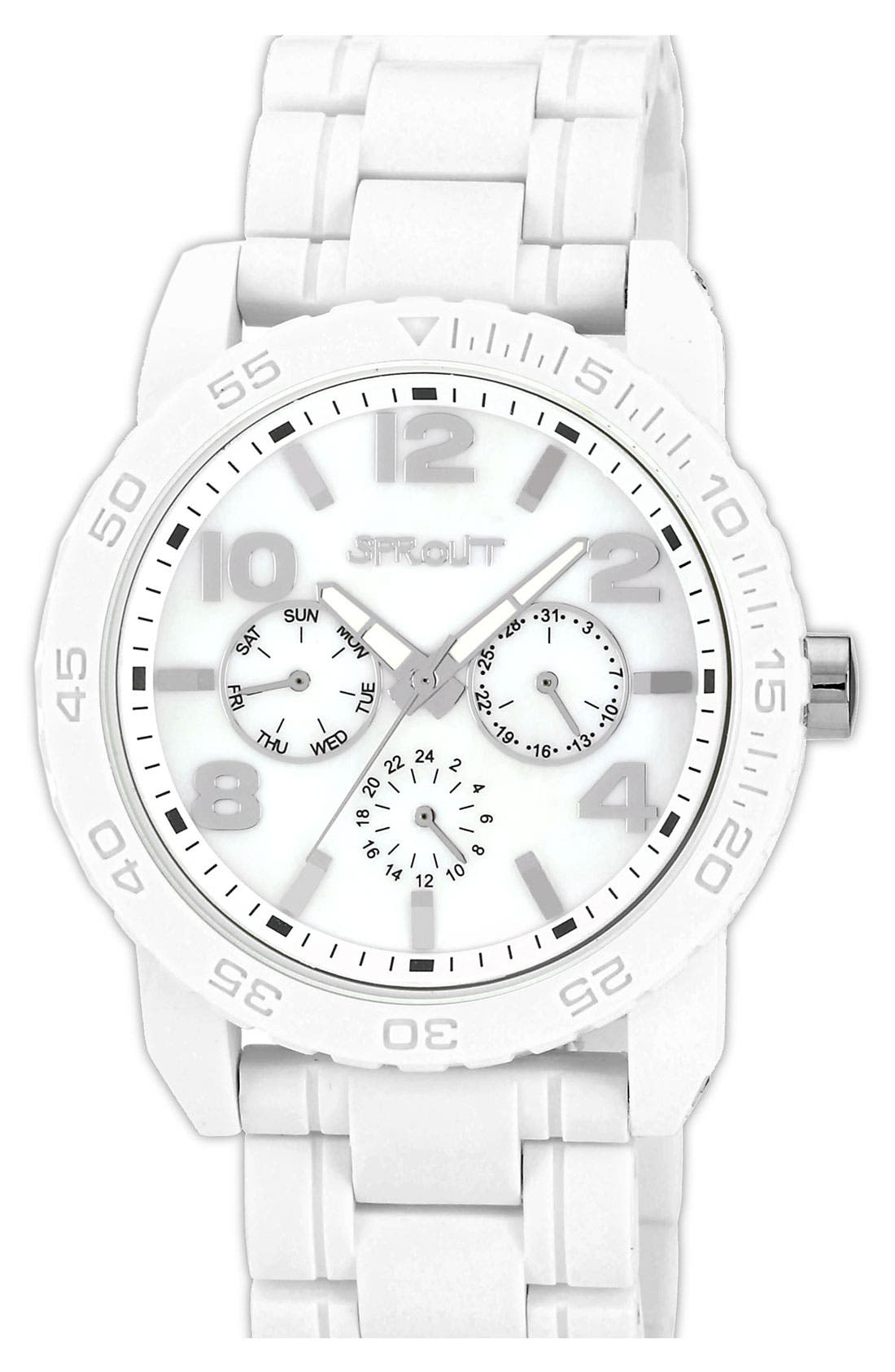 Alternate Image 1 Selected - SPROUT™ Watches Multifunction Watch, 42mm