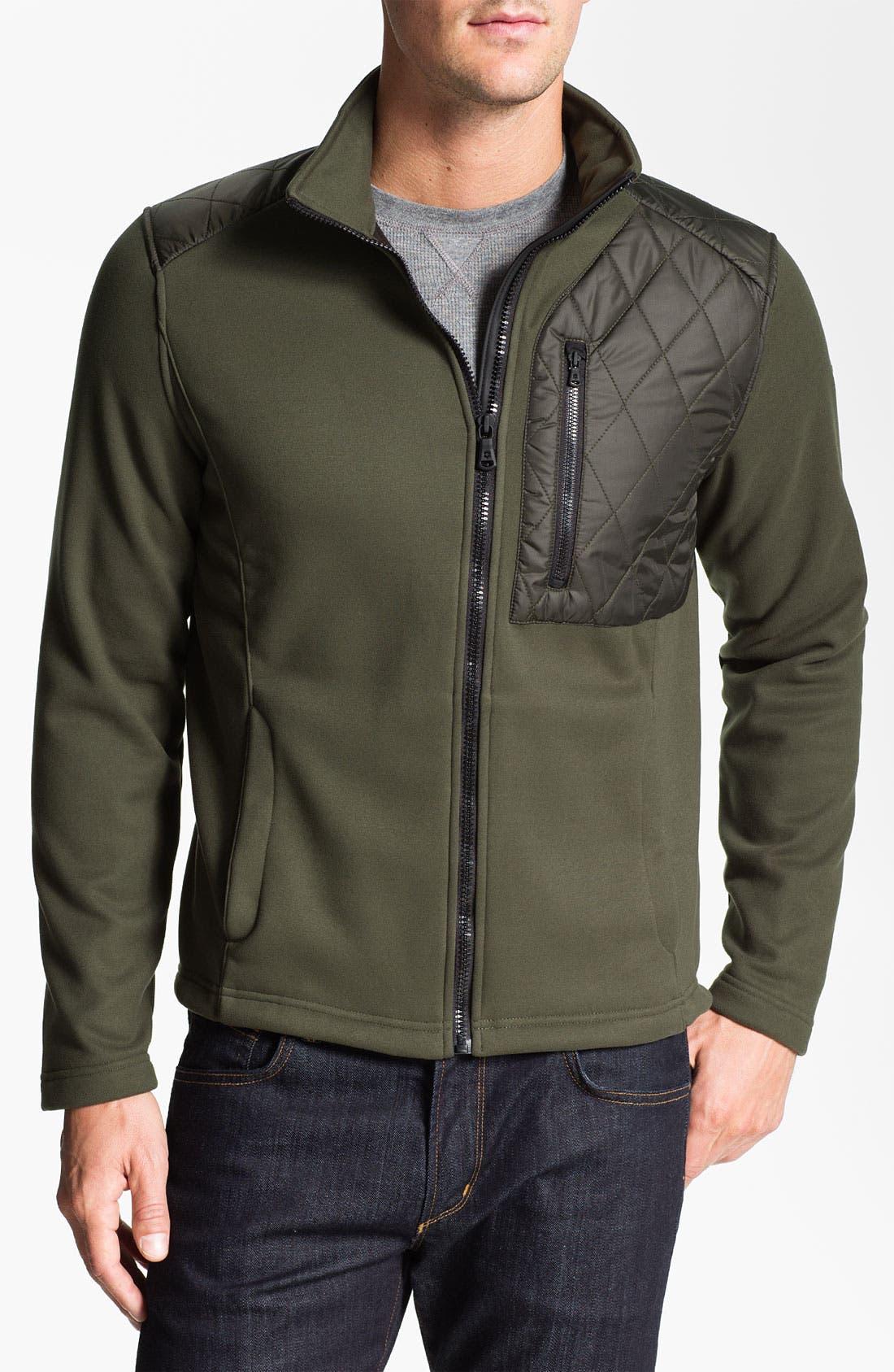 Alternate Image 1 Selected - Victorinox Swiss Army® 'Niston' Fleece Jacket (Online Exclusive)