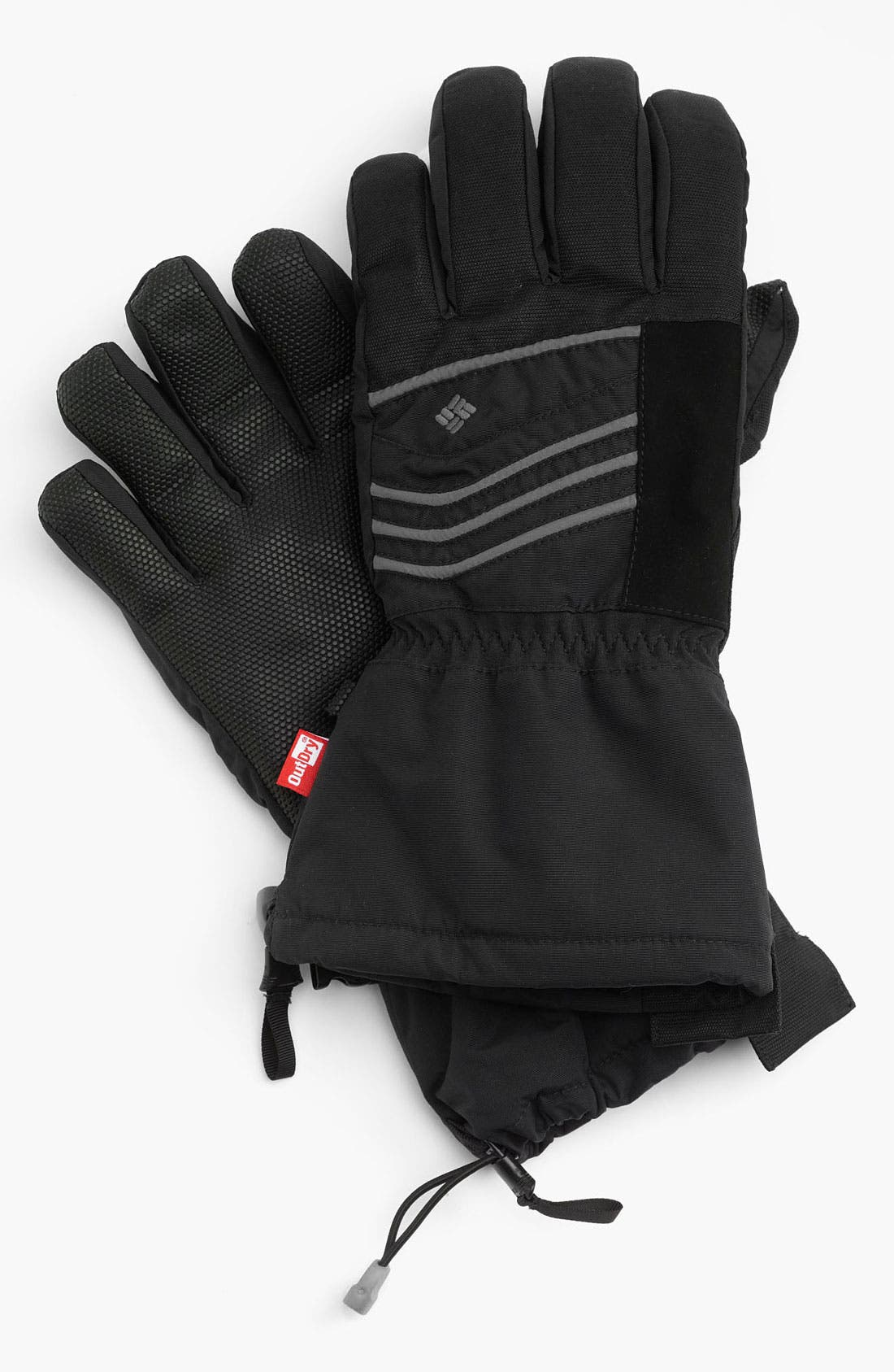 Main Image - Columbia 'Gathering Storm' OutDry® Waterproof Omni-Tech® Gloves