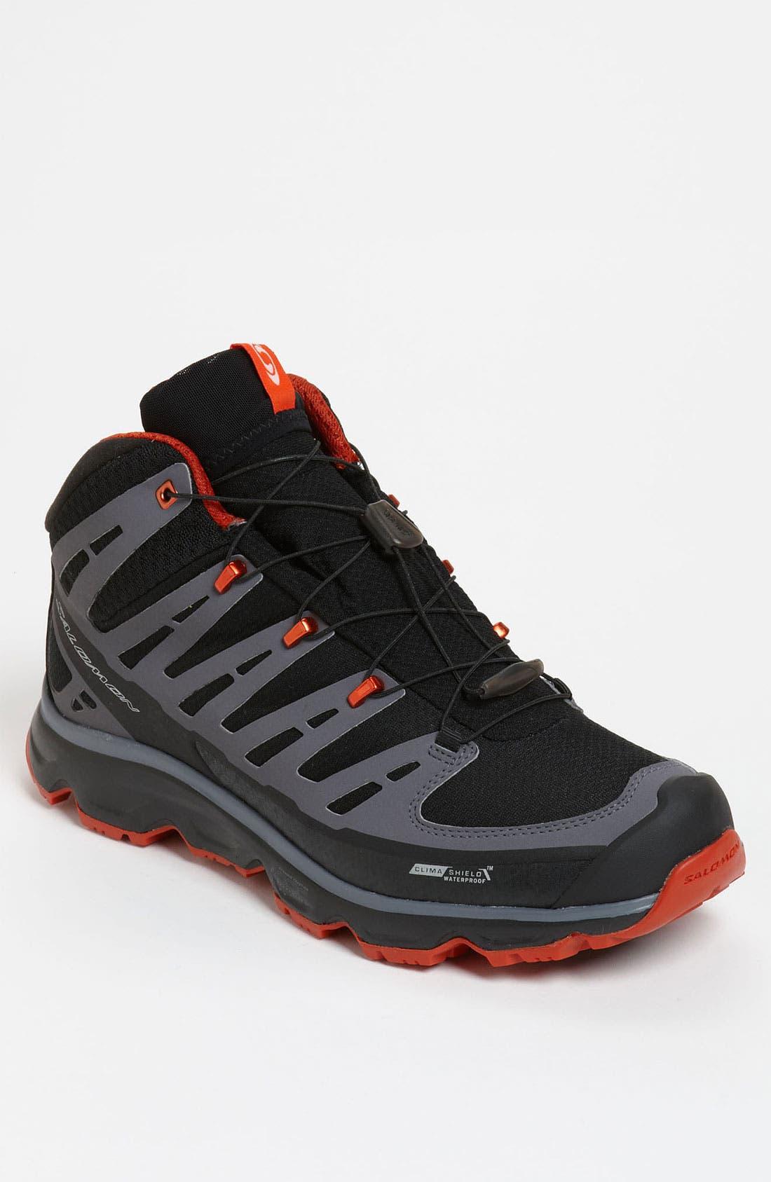 Alternate Image 1 Selected - Salomon 'Synapse Mid CS' Hiking Shoe (Men) (Online Only)