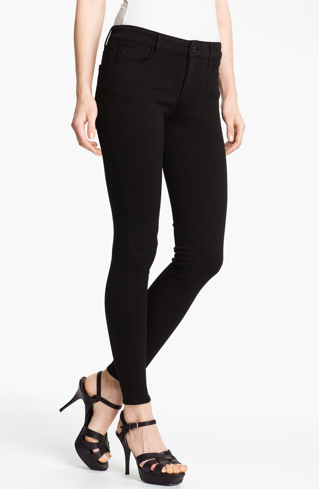Main Image - Habitual 'Sublime Grace' High Rise Skinny Jeans
