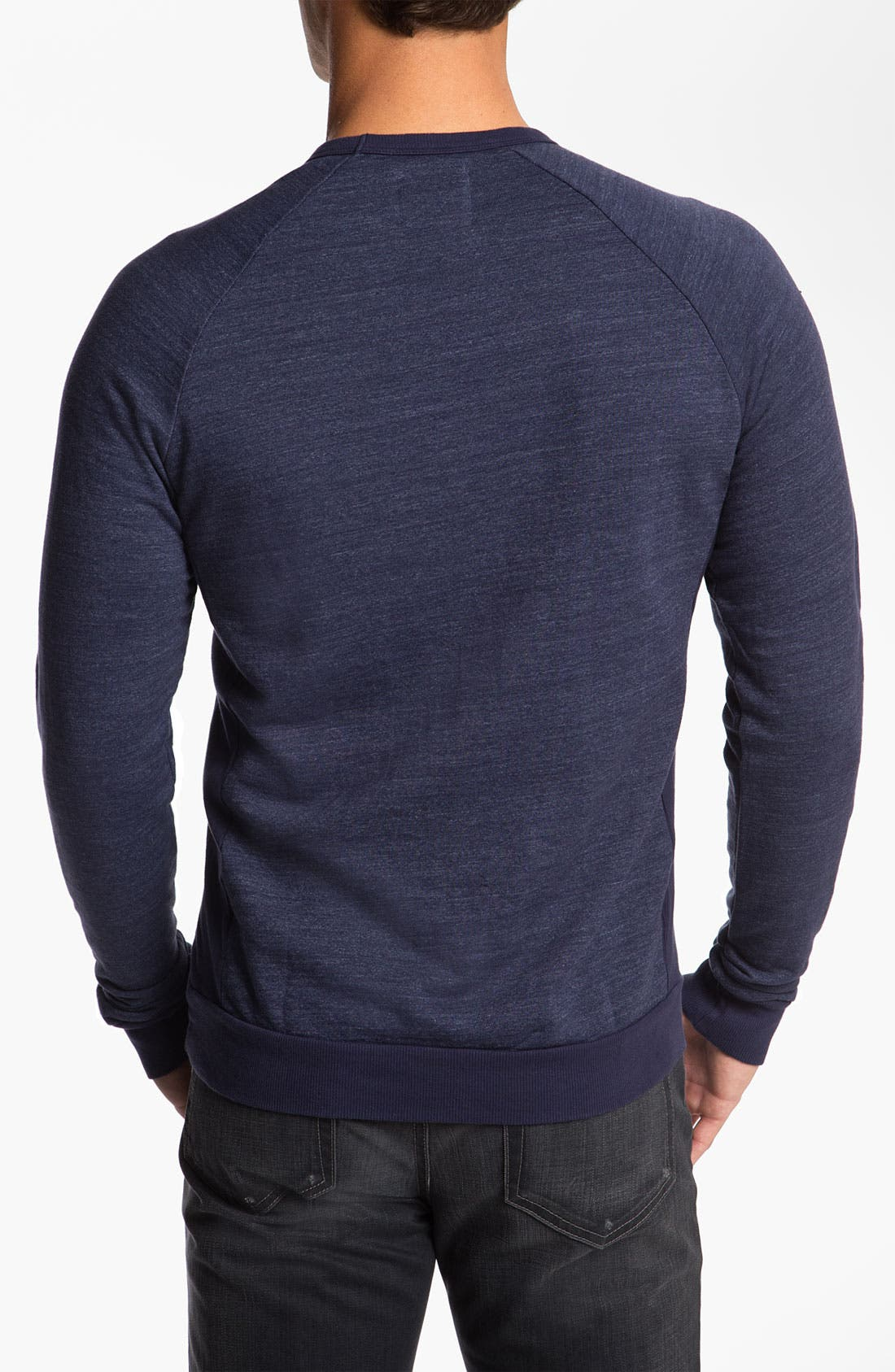 Alternate Image 2  - Splendid Mills 'Brody' Crewneck Sweatshirt