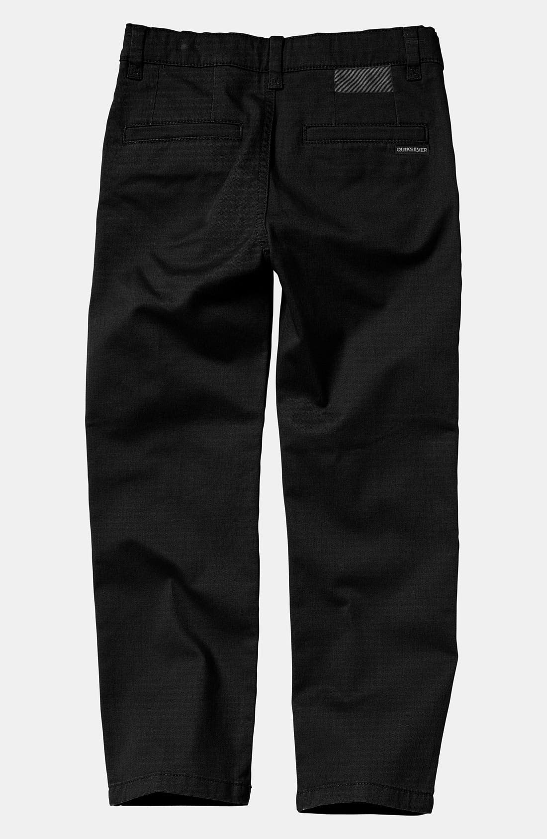 Alternate Image 2  - Quiksilver 'Box Wire' Chino Pants (Toddler)