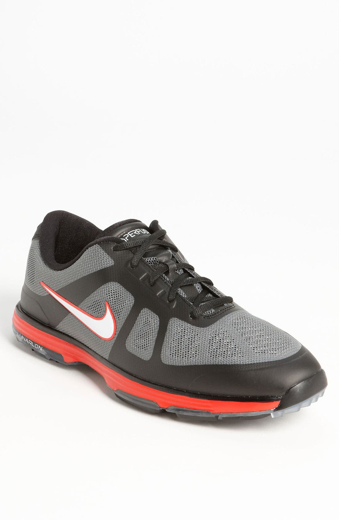 Alternate Image 1 Selected - Nike 'Lunar Ascend' Golf Shoe (Men)