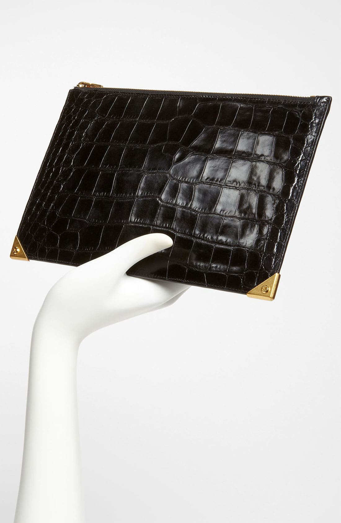 Alternate Image 4  - Alexander Wang 'Prisma' Embossed Leather Clutch