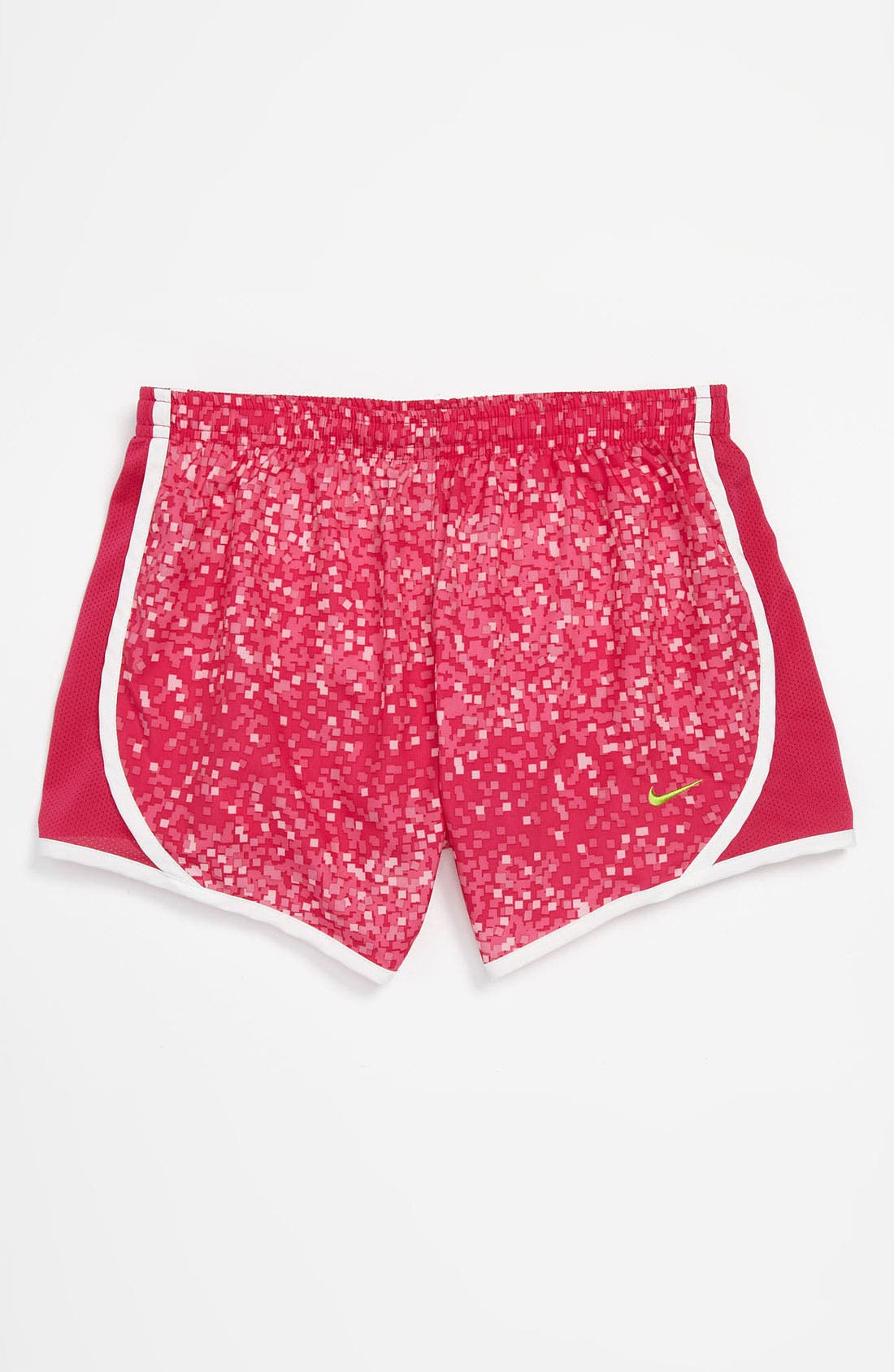 Alternate Image 1 Selected - Nike 'GFX Tempo' Shorts (Big Girls)