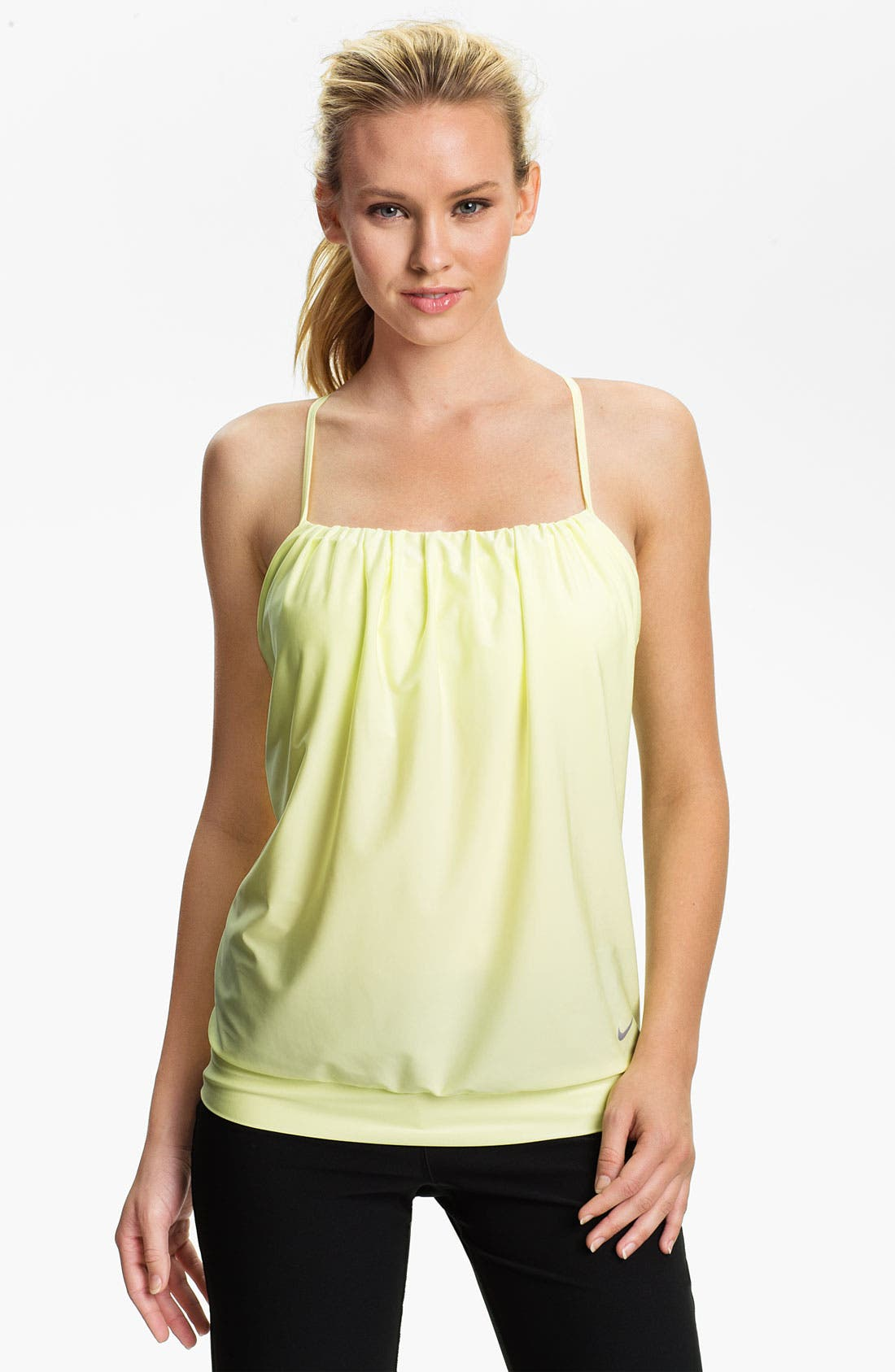 Alternate Image 1 Selected - Nike 'Serenity' Tank