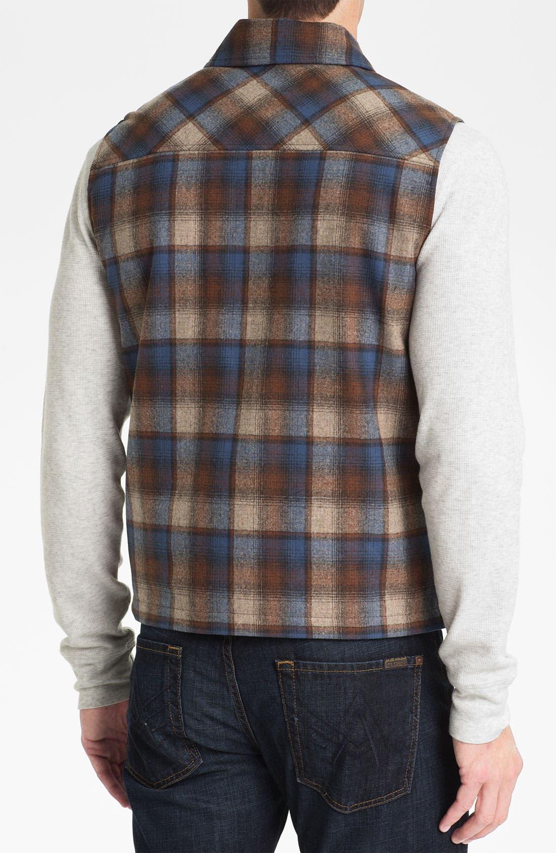 Alternate Image 2  - Pendleton Wool Vest