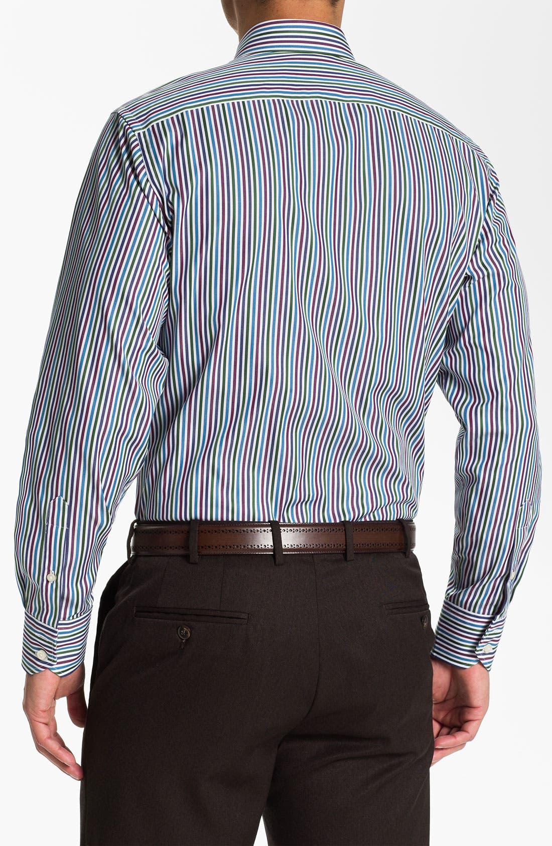 Alternate Image 2  - Maker & Company Regular Fit Sport Shirt (Online Exclusive)