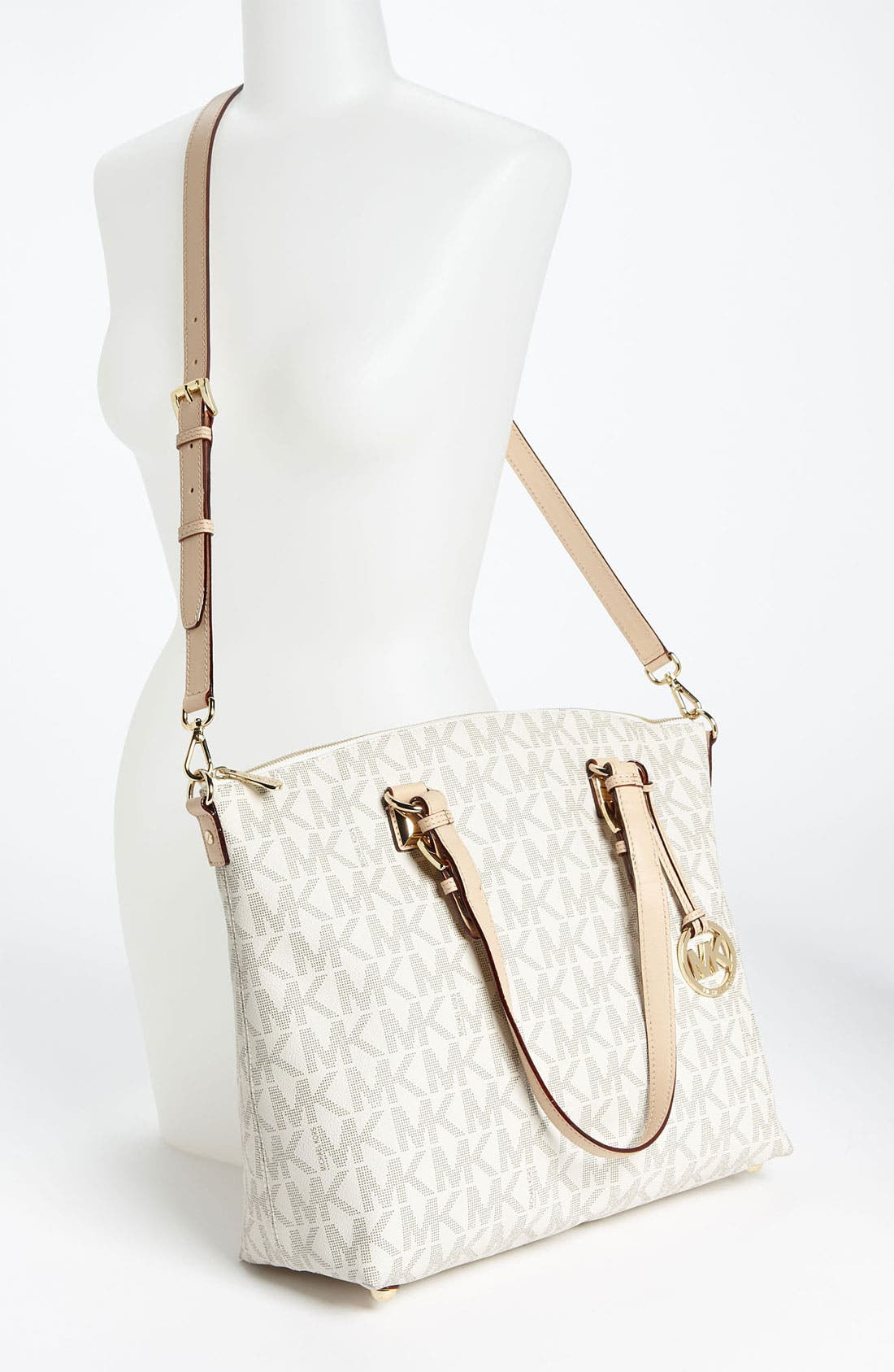 Alternate Image 2  - MICHAEL Michael Kors 'Jet Set - Signature' Tote