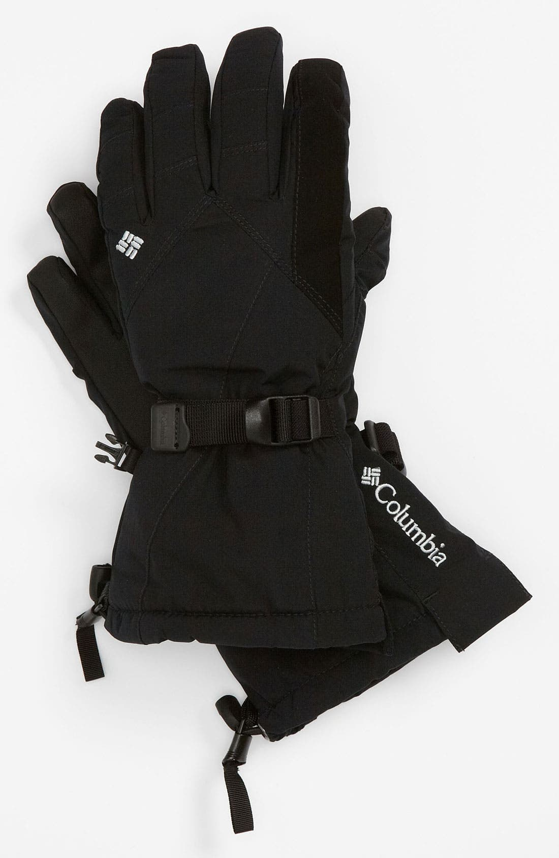 Main Image - Columbia 'Whirlibird II' Omni-Tech® Waterproof Gloves