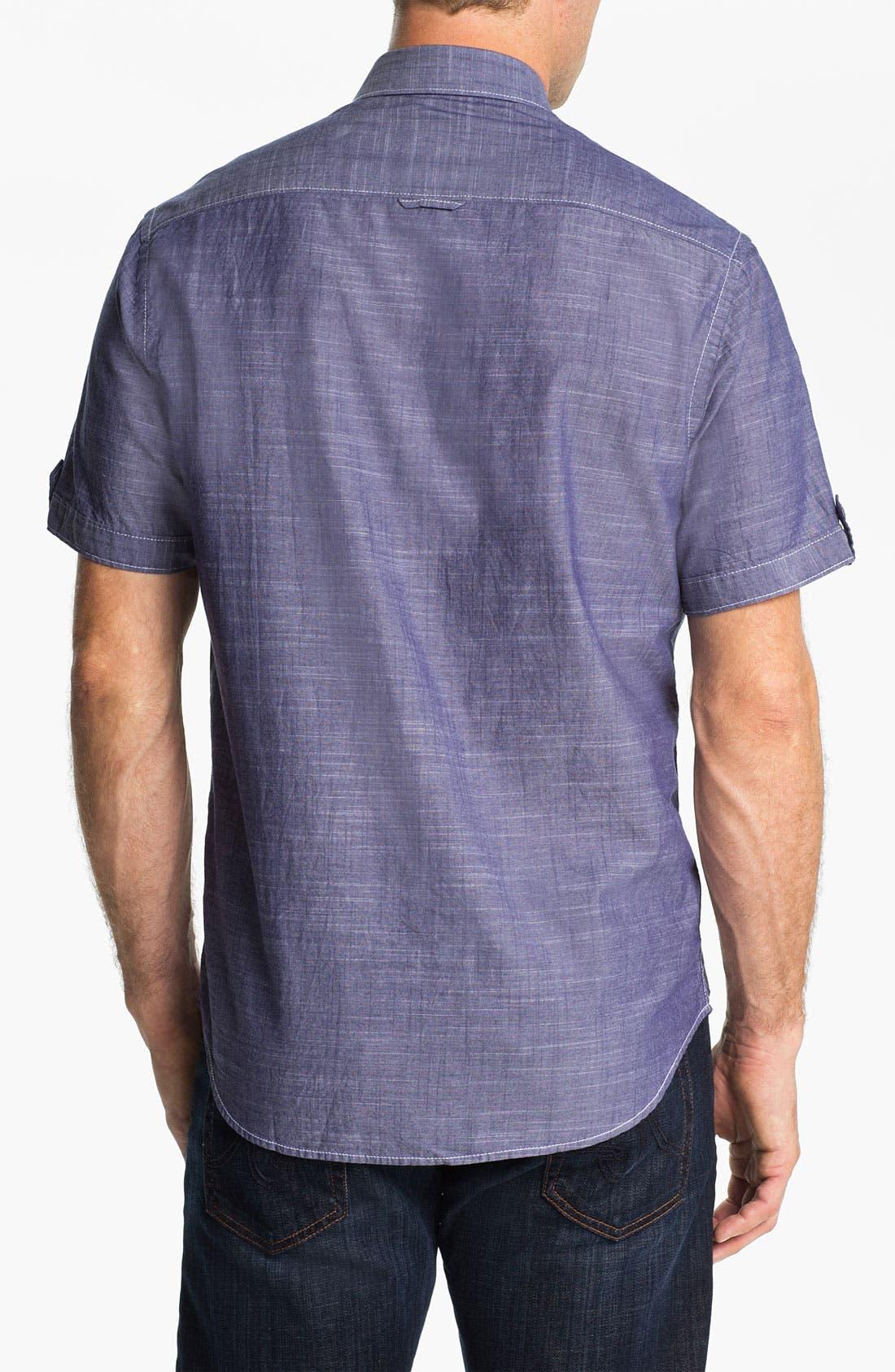 Alternate Image 2  - James Campbell 'Barto' Sport Shirt