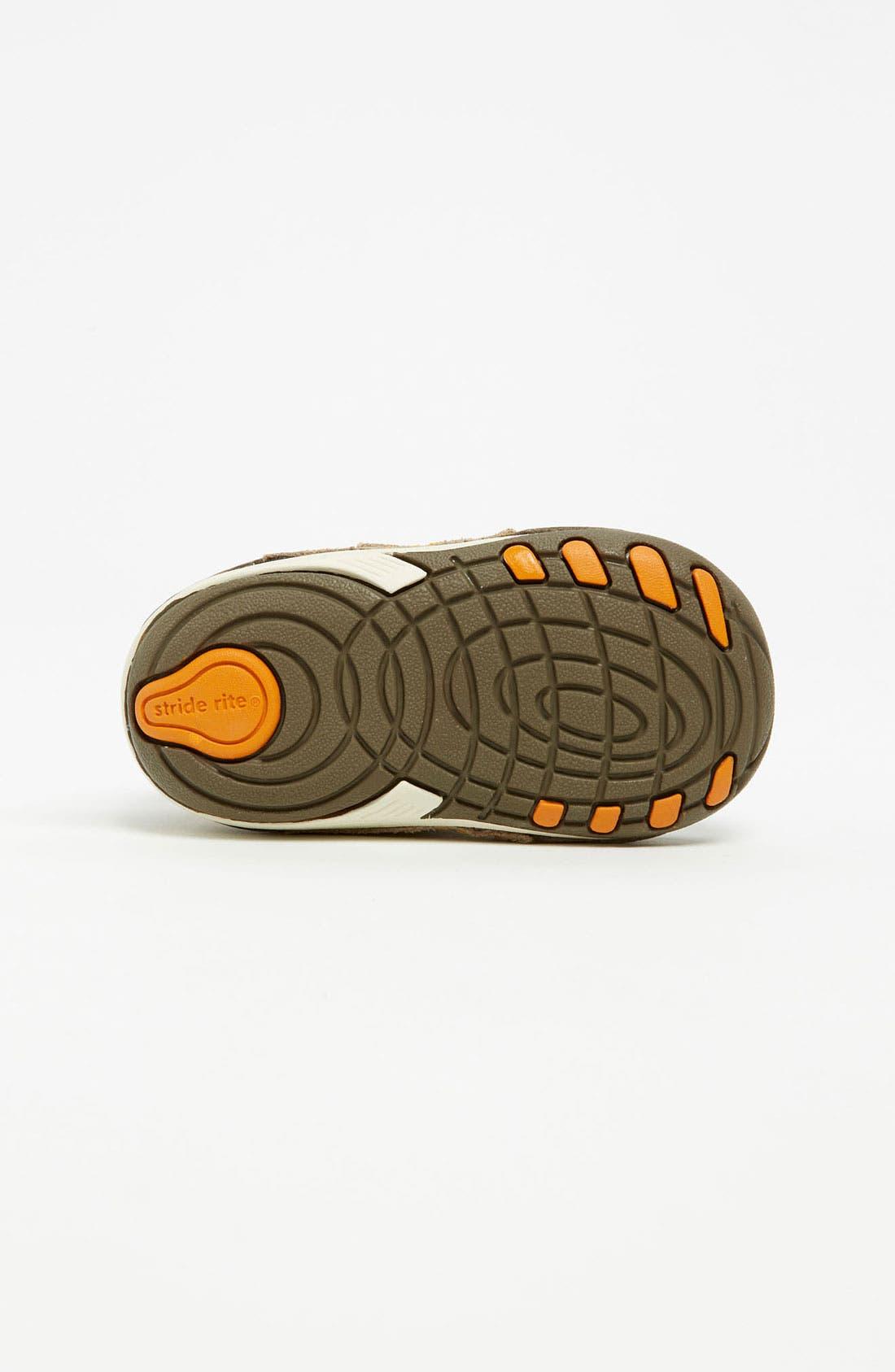 Alternate Image 4  - Stride Rite 'Dalton' Sneaker (Baby & Walker)