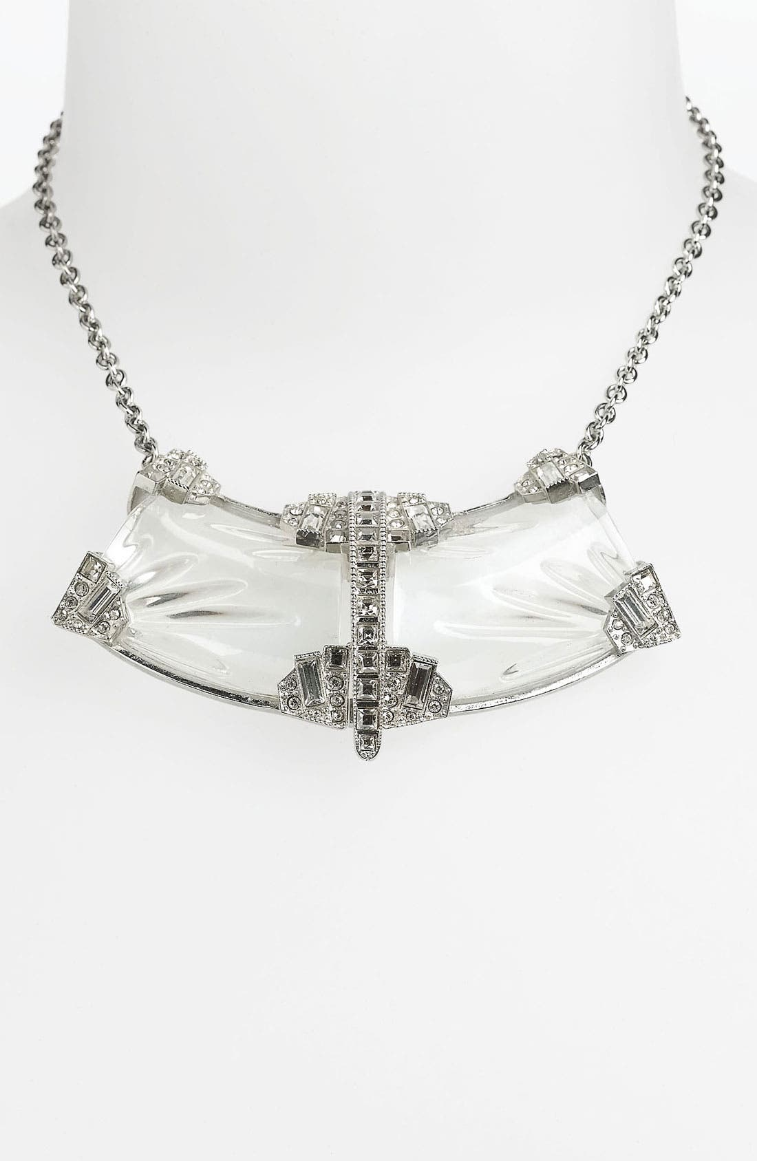Alternate Image 1 Selected - Alexis Bittar 'Teatro Moderne' Bib Necklace (Nordstrom Exclusive)