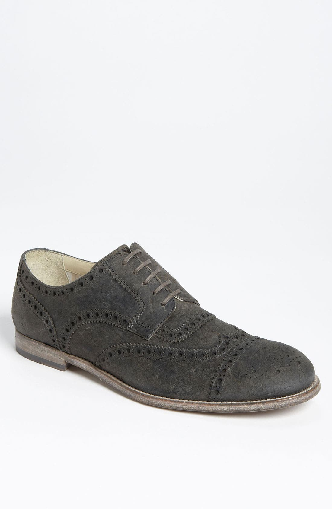Alternate Image 1 Selected - Dolce&Gabbana Distressed Wingtip