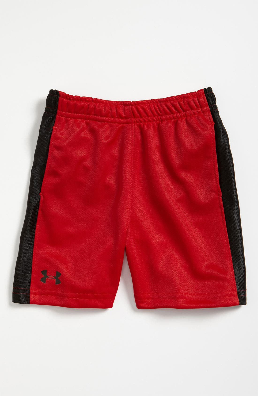 Alternate Image 1 Selected - Under Armour Mesh Shorts (Toddler)