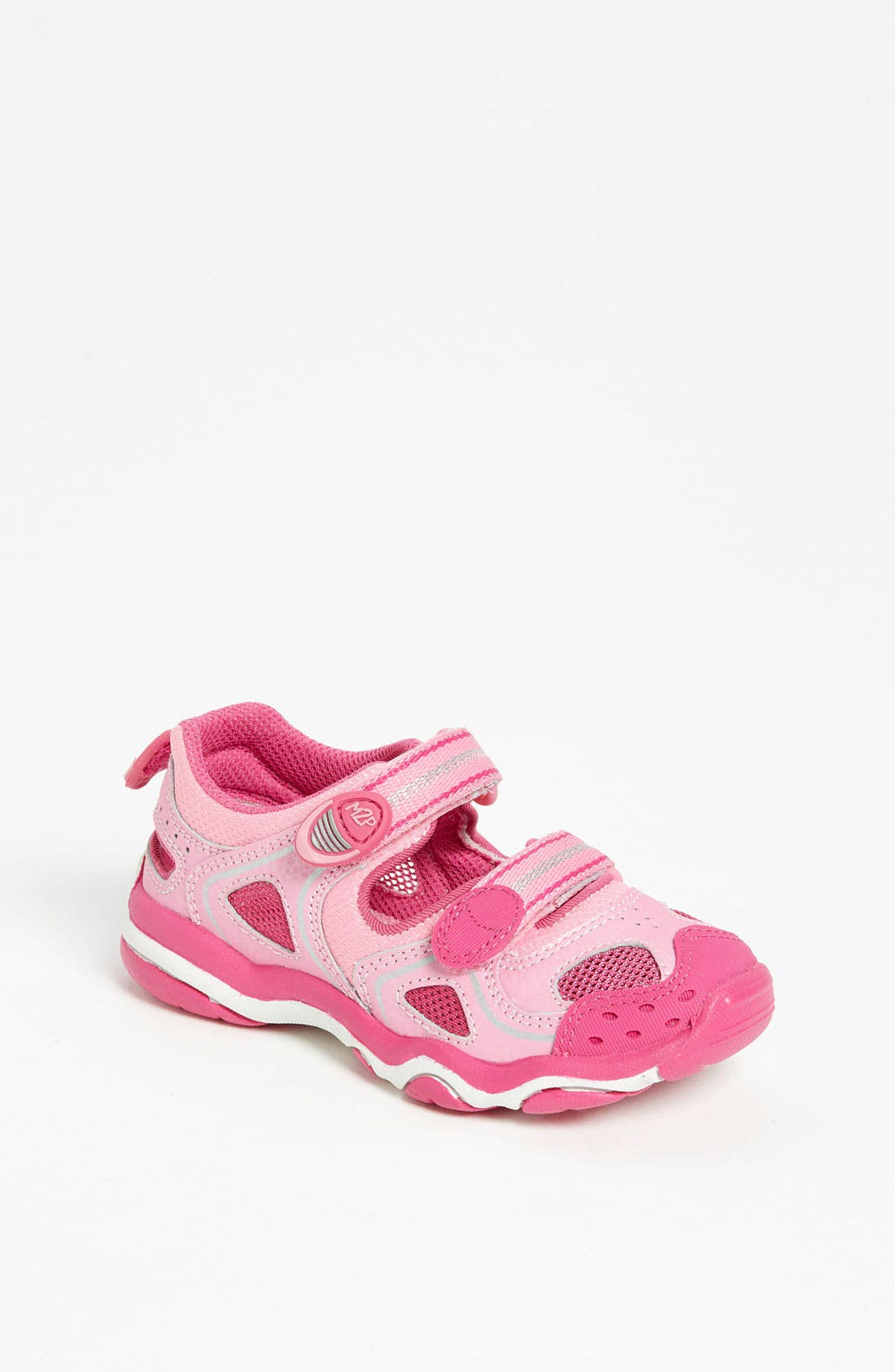 Alternate Image 1 Selected - Stride Rite 'Liddie' Sandal (Toddler)
