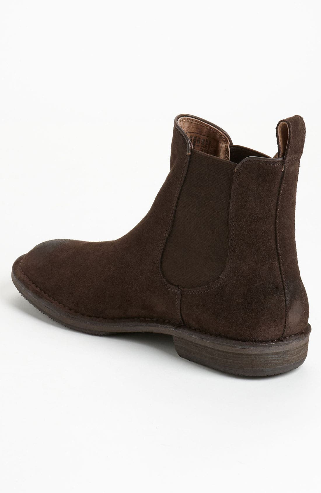 Alternate Image 2  - Andrew Marc Suede Chelsea Boot
