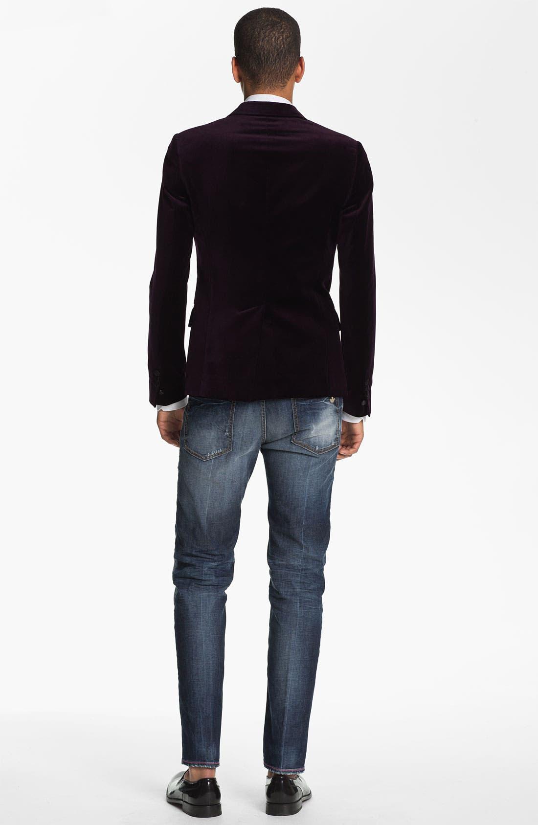Alternate Image 6  - Dsquared2 'Dean' Straight Leg Jeans