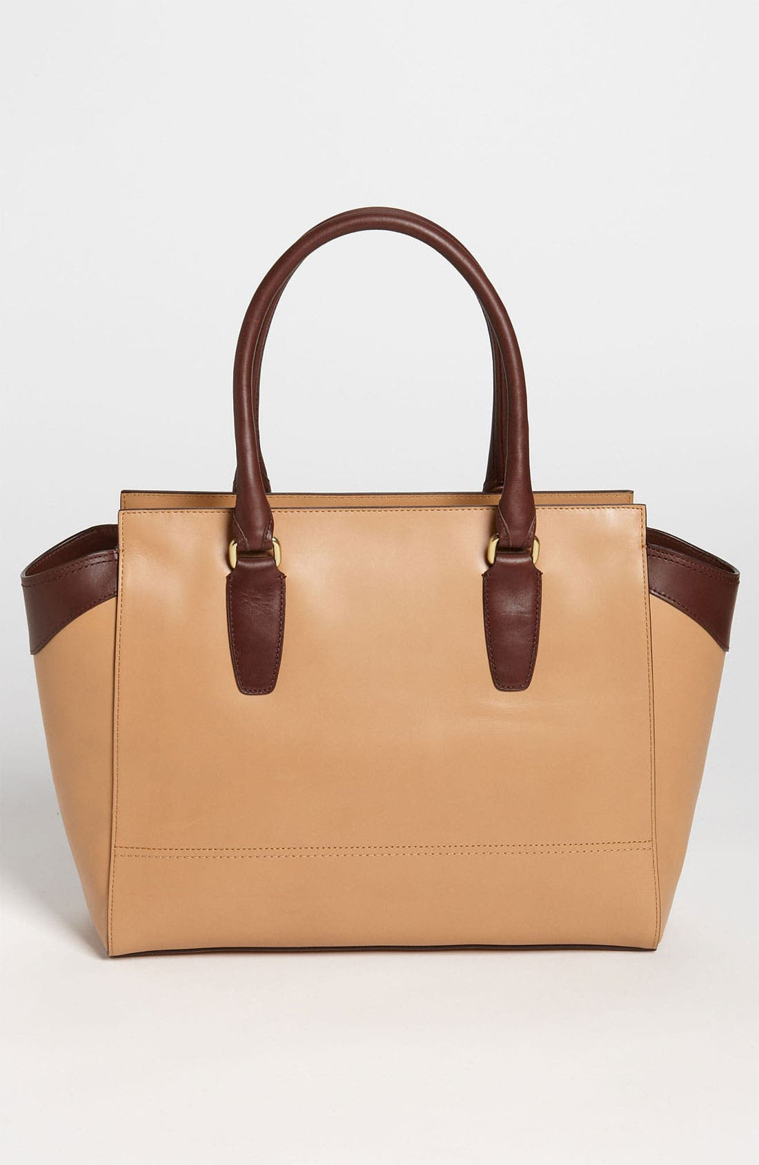 Alternate Image 4  - COACH 'Legacy Colorblock Candace - Medium' Leather Carryall