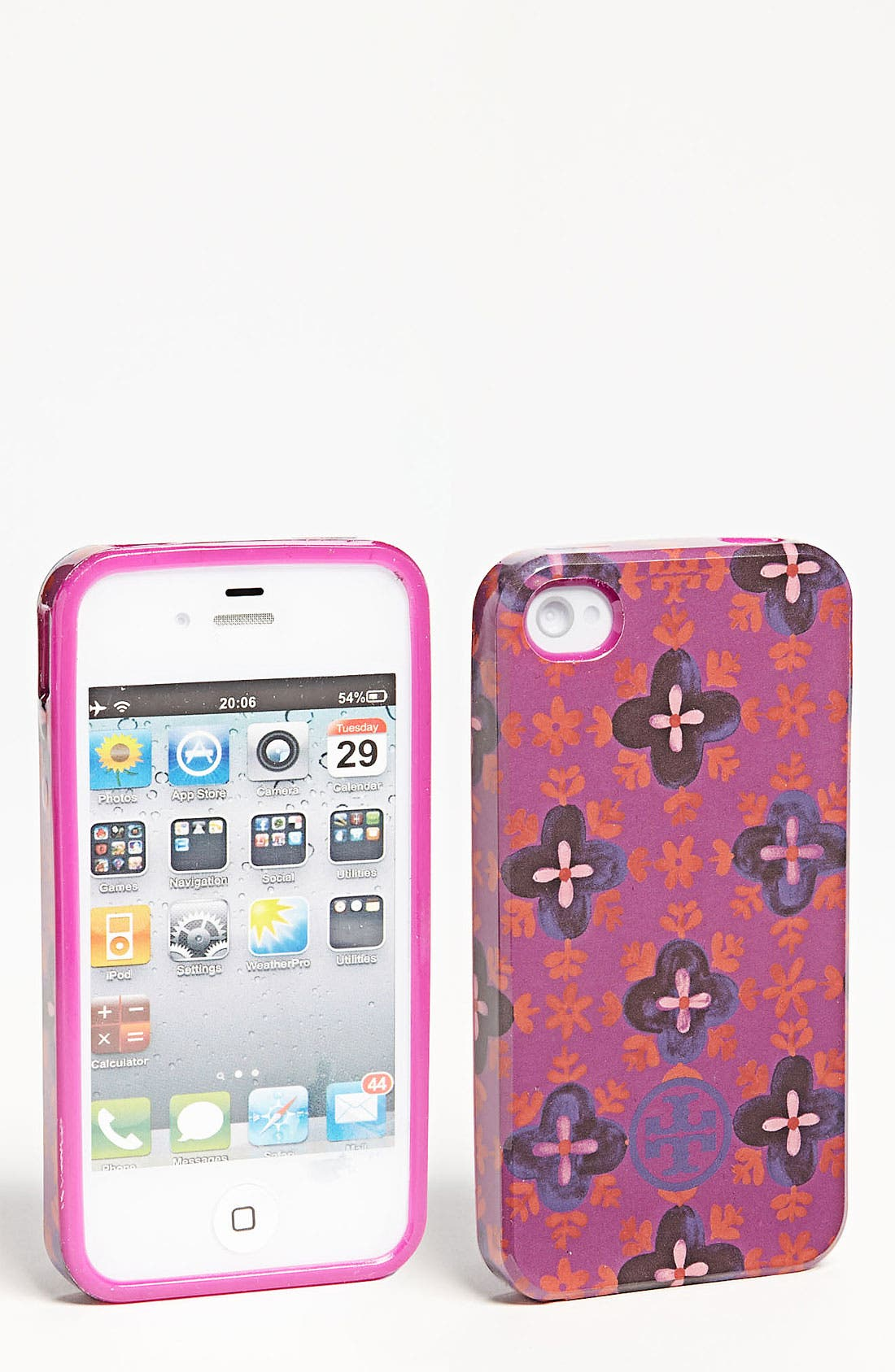 Main Image - Tory Burch 'Sintra' iPhone 4 & 4S Case
