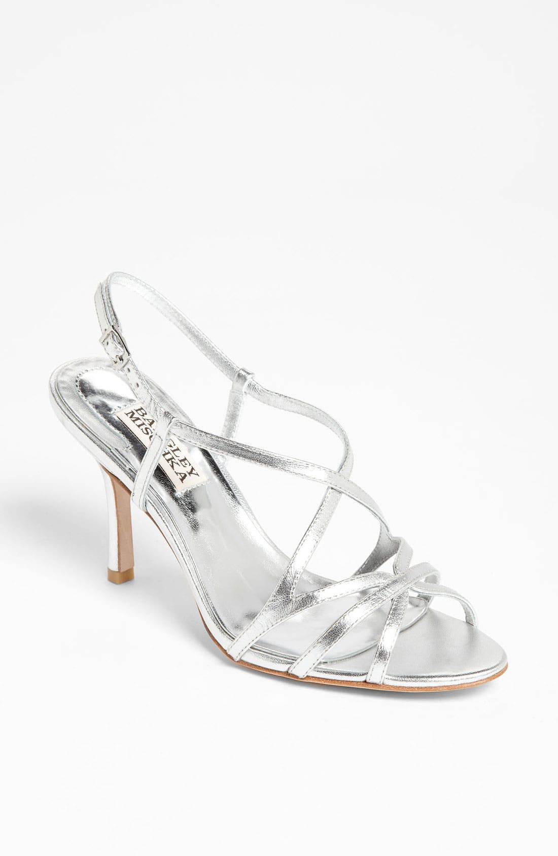 Alternate Image 1 Selected - Badgley Mischka 'Ava II' Sandal