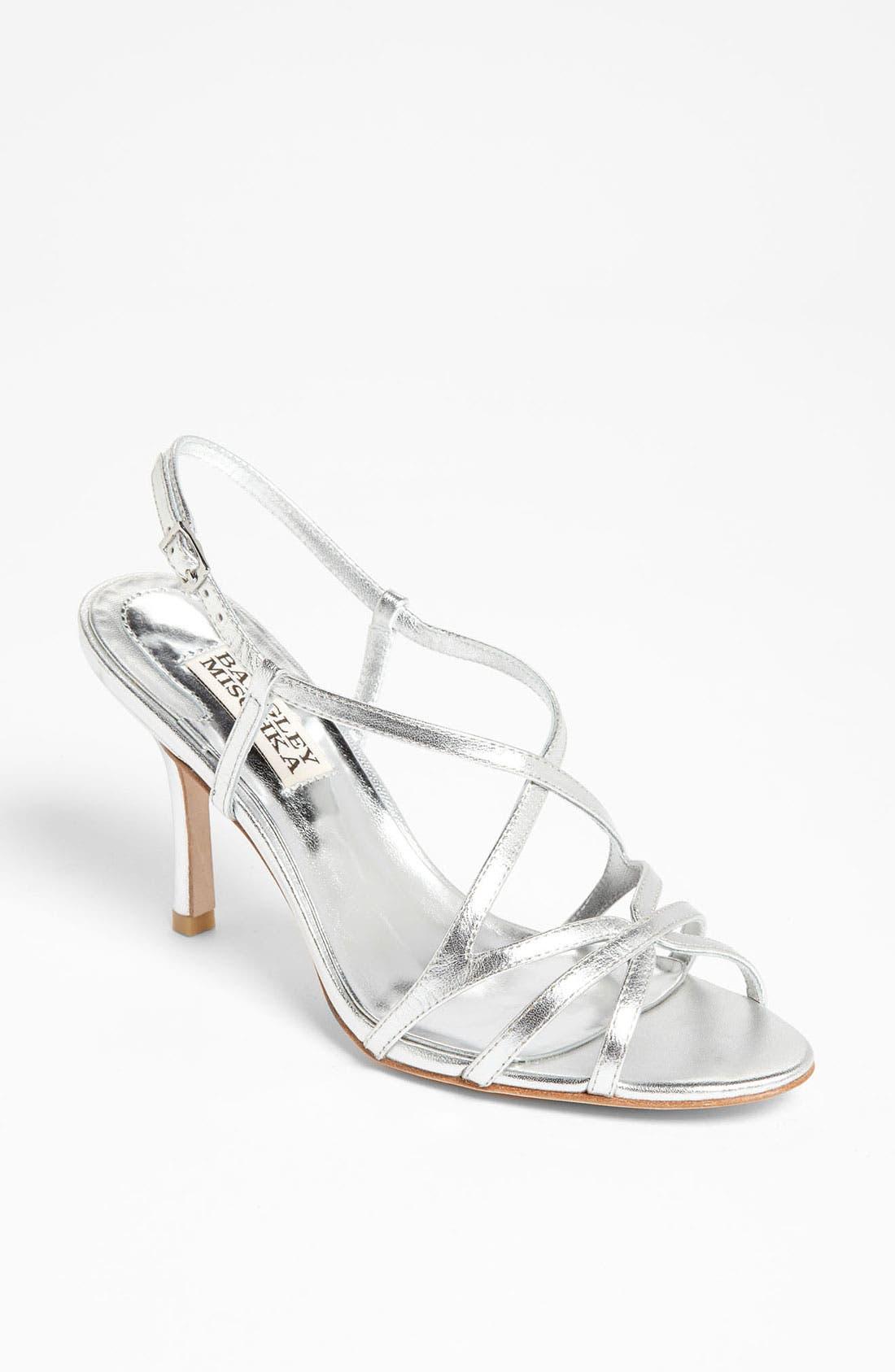 Main Image - Badgley Mischka 'Ava II' Sandal