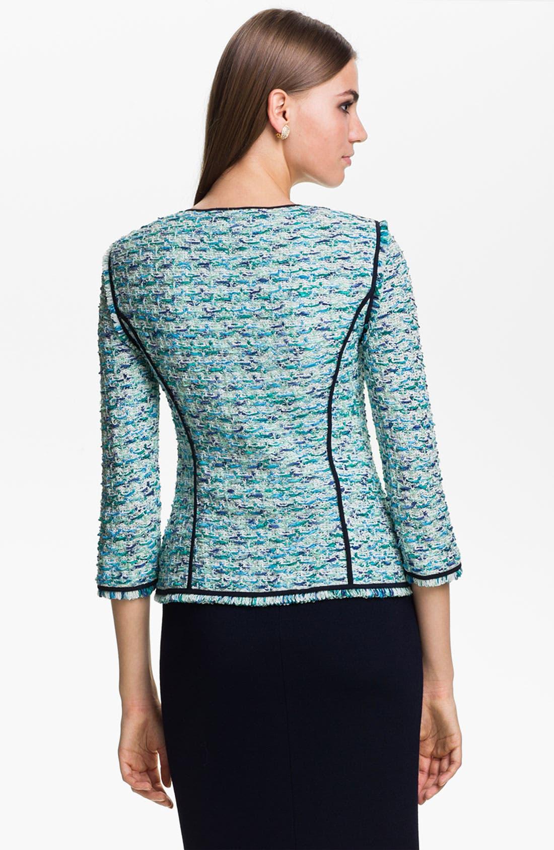 Alternate Image 4  - St. John Collection 'Valmer' Tweed Jacket