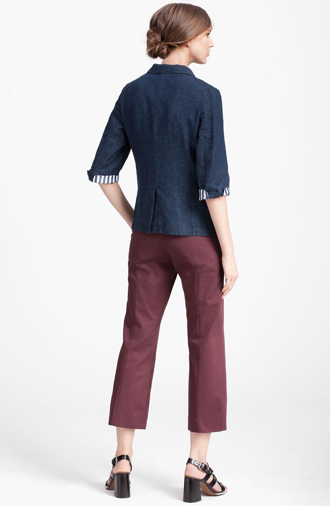Alternate Image 3  - Marni Edition Double Breasted Denim Jacket