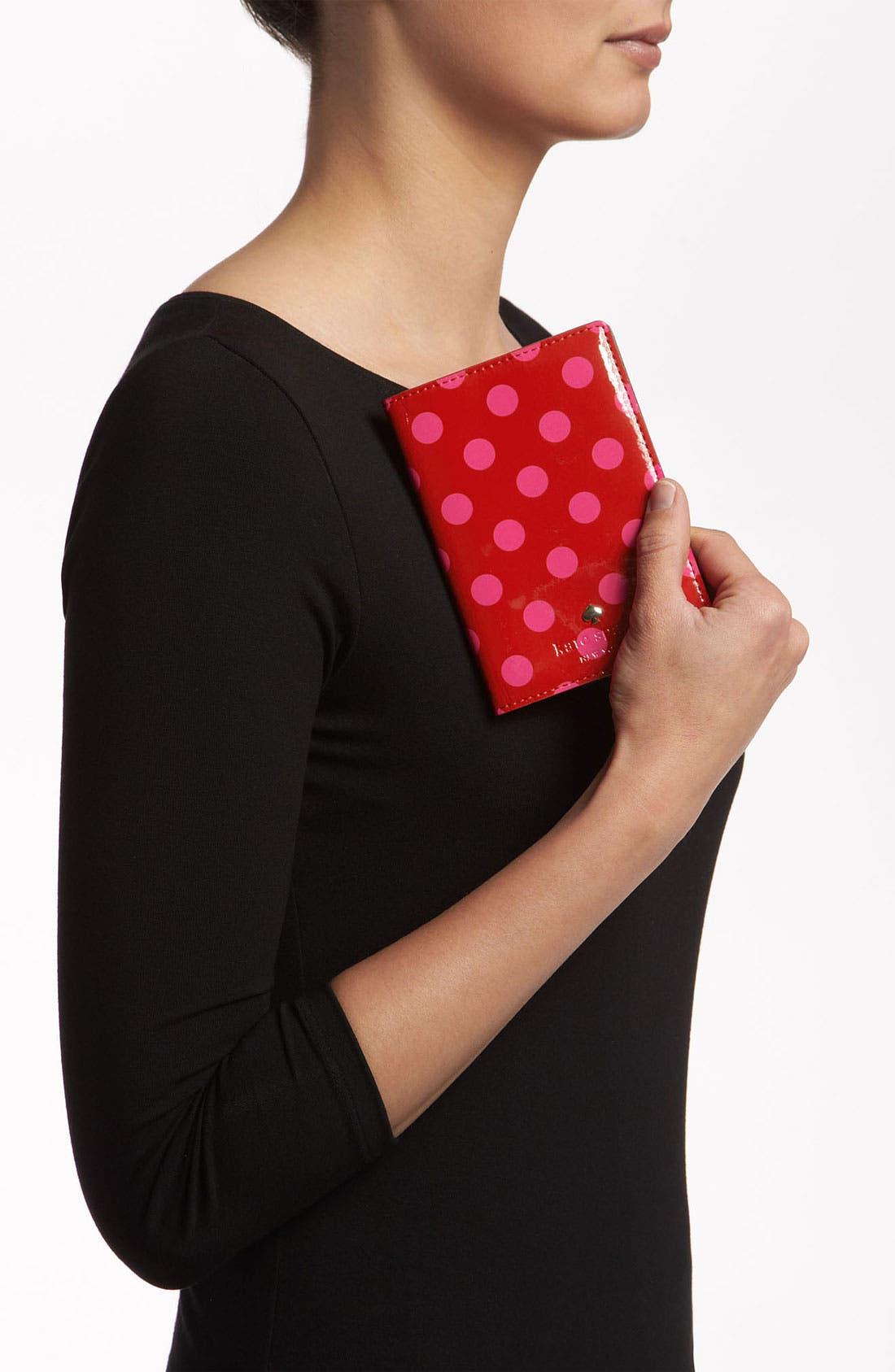 Alternate Image 2  - kate spade new york 'carlisle street' passport holder