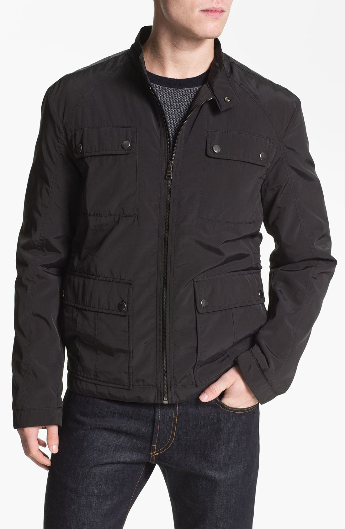 Alternate Image 1 Selected - BOSS Black 'Coss' Jacket