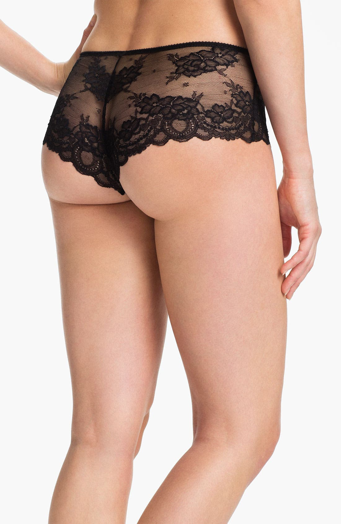 Alternate Image 2  - Chantelle Intimates 'Paris Paris' High Waist Briefs