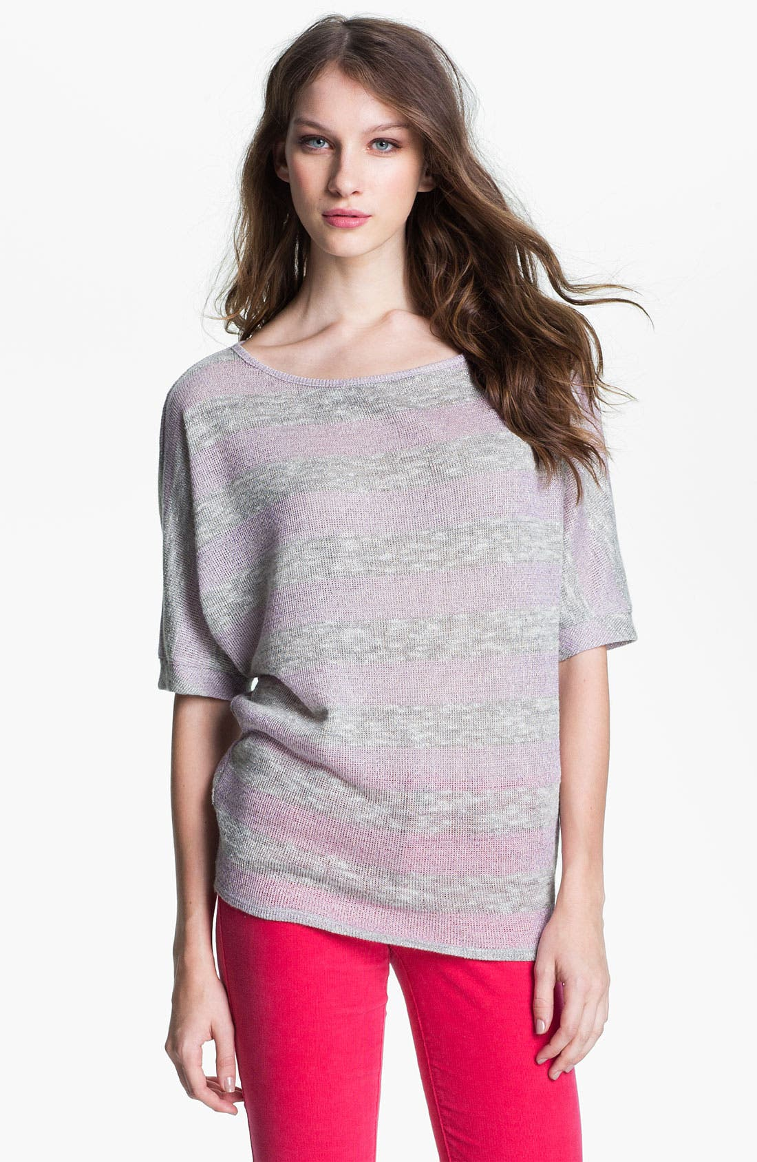 Alternate Image 1 Selected - KUT from the Kloth Stripe Sweater