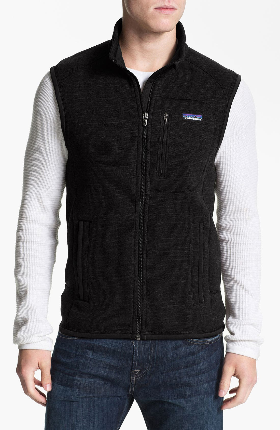 Alternate Image 1 Selected - Patagonia 'Better Sweater' Vest