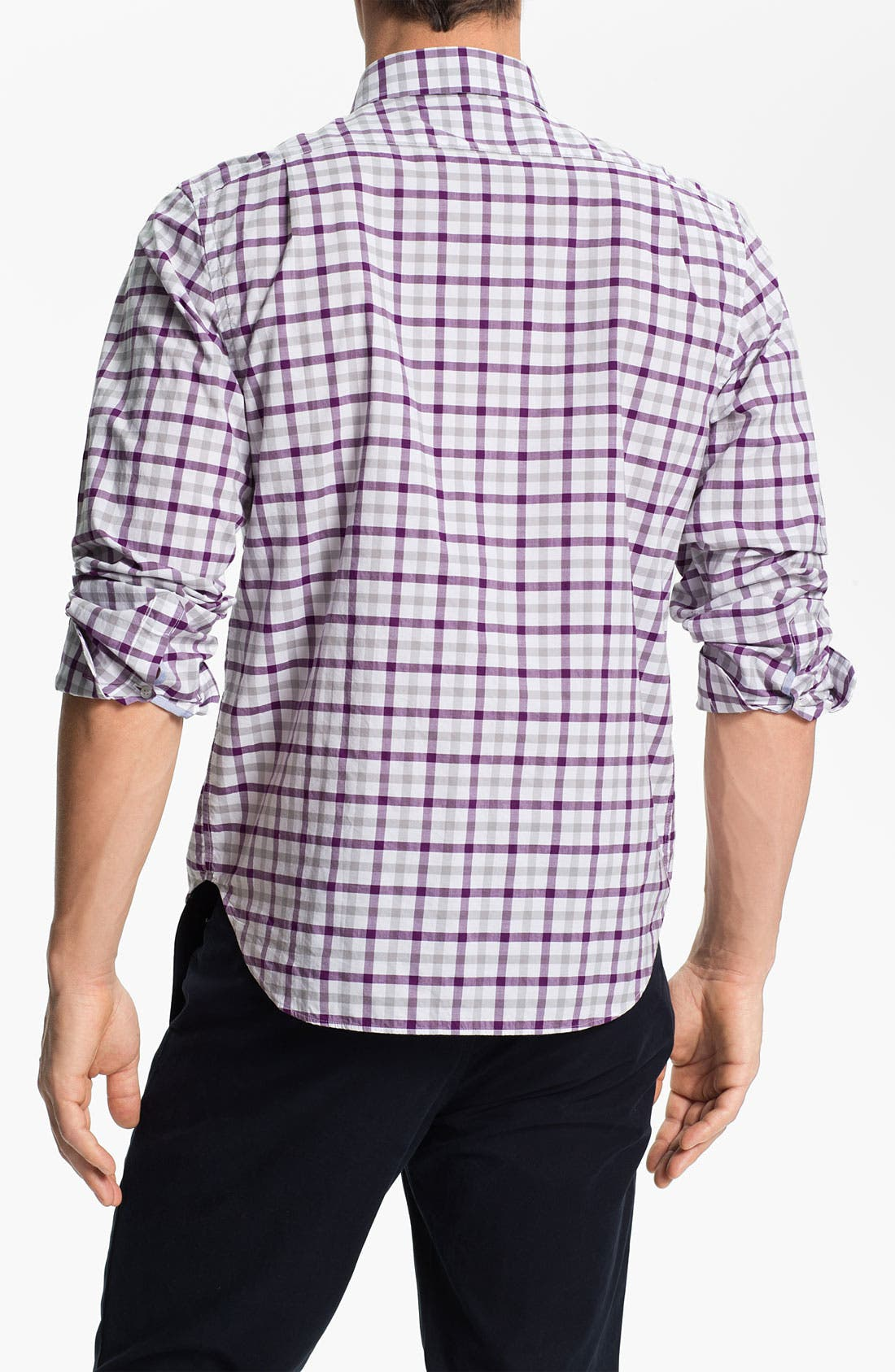 Alternate Image 2  - Bonobos Regular Fit Sport Shirt