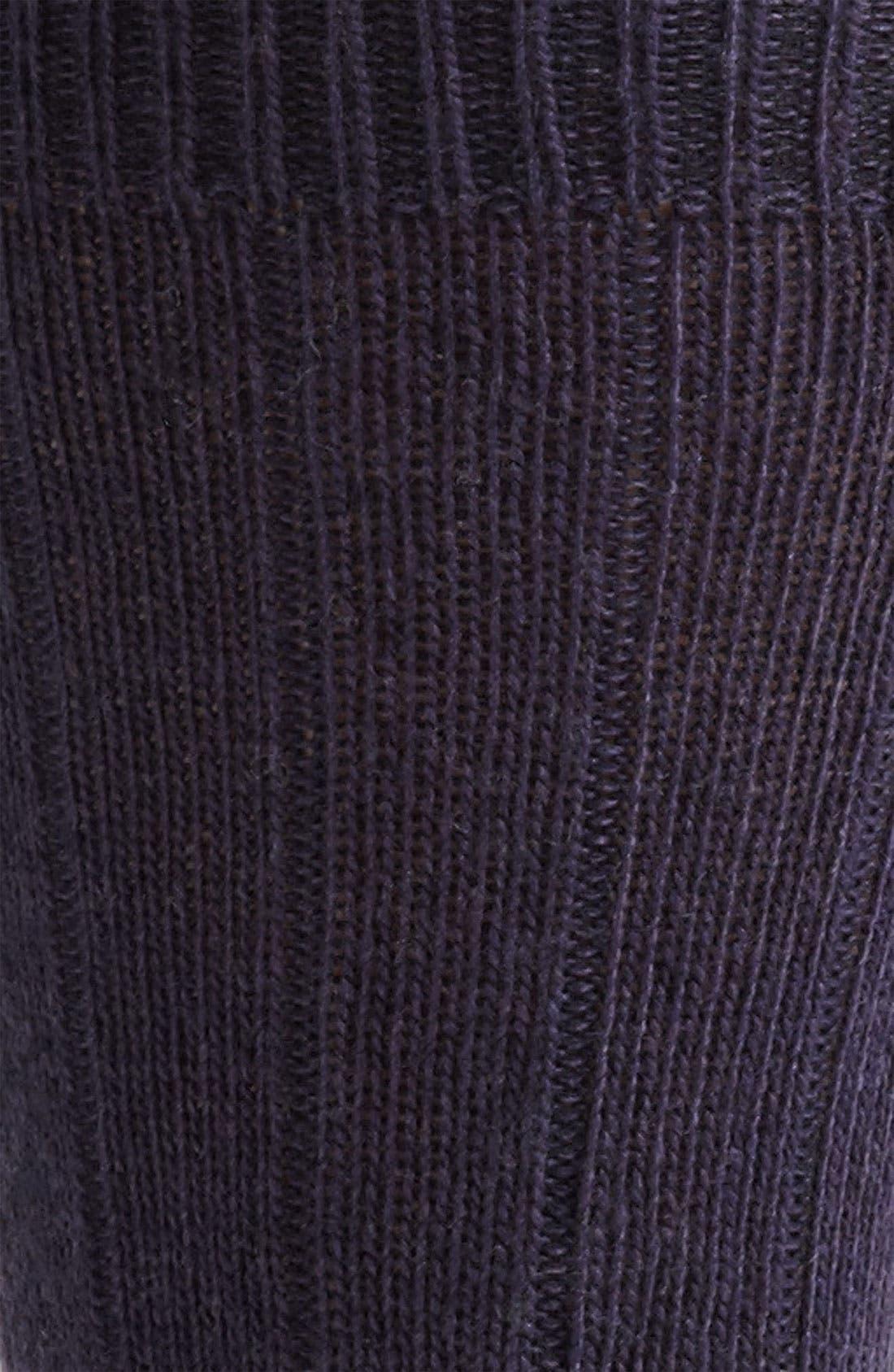 Alternate Image 2  - Lorenzo Uomo Rib Socks