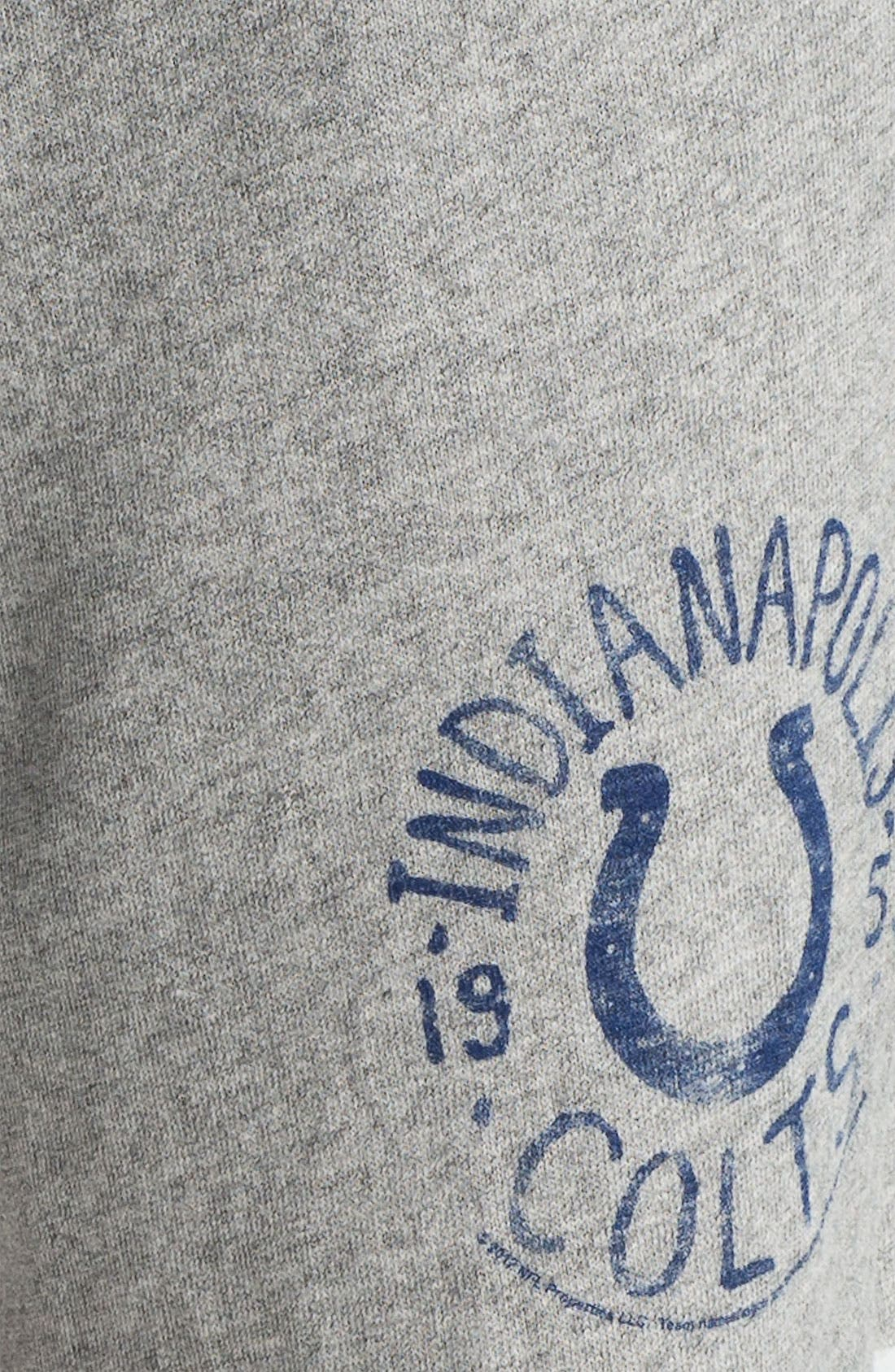 Alternate Image 3  - Junk Food 'Indianapolis Colts' Athletic Shorts