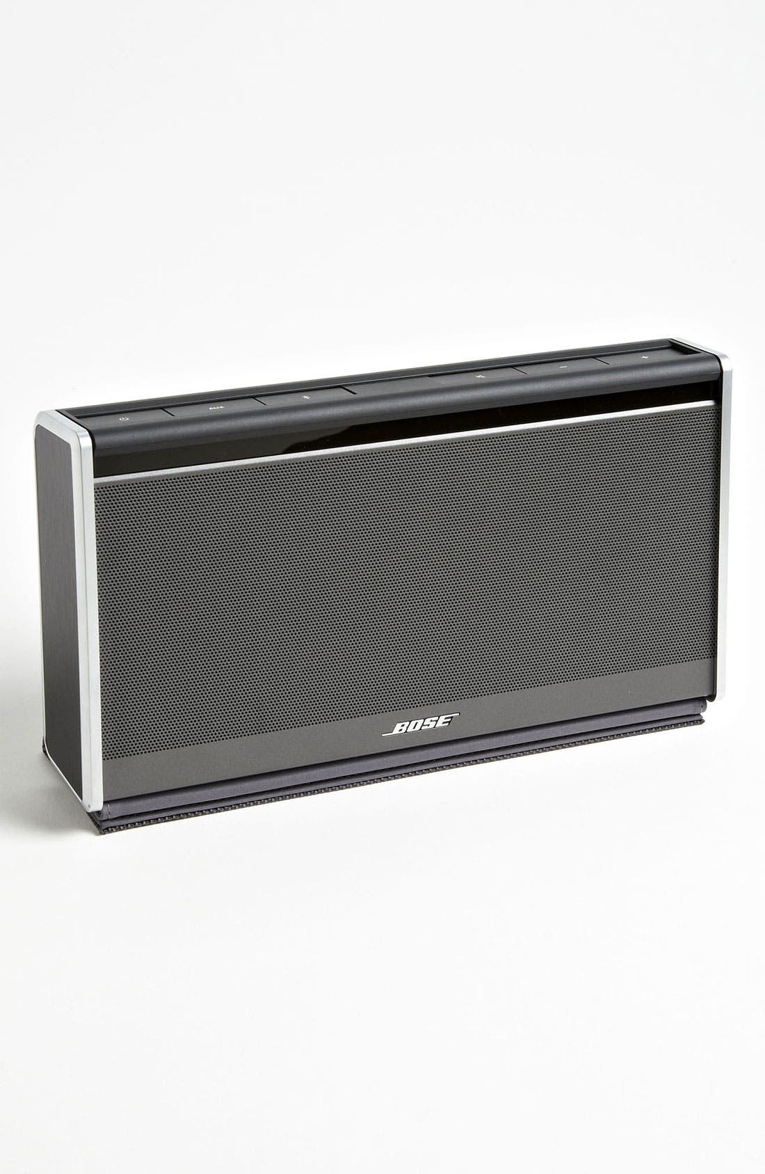 Alternate Image 1 Selected - Bose® SoundLink® Bluetooth® Mobile Speaker II - Nylon Edition
