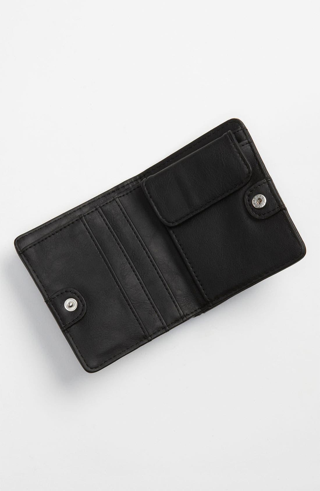 Alternate Image 3  - Topman Herringbone Wallet
