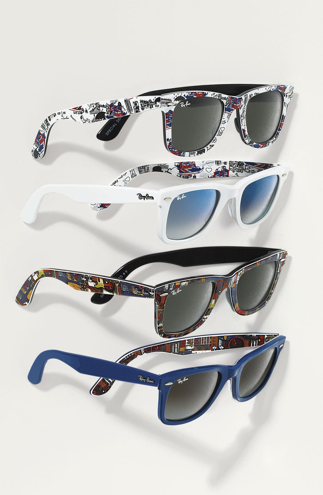 Alternate Image 2  - Ray-Ban 'London Wayfarer' 50mm Sunglasses