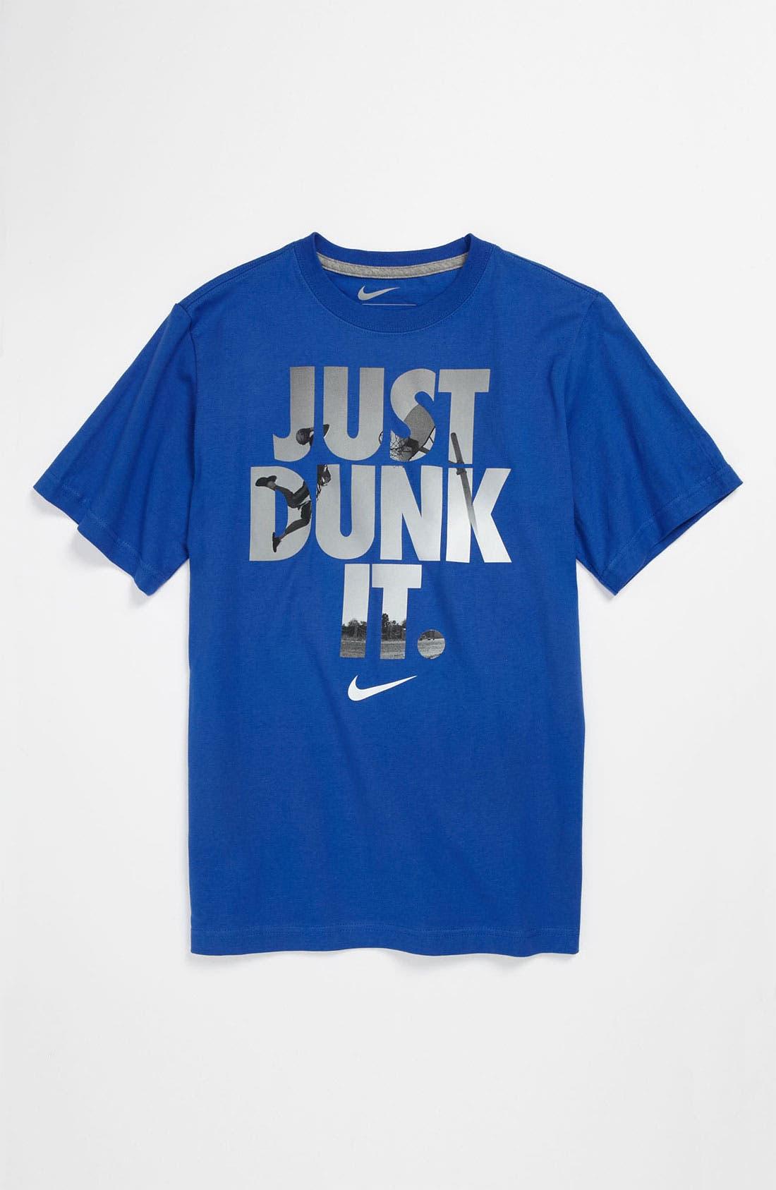 Nike Just Dunk It Men's Tee