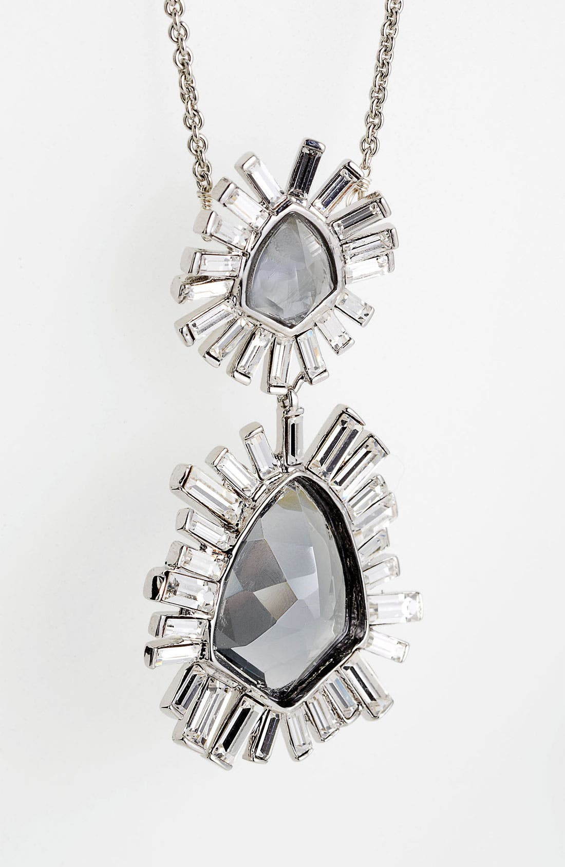 Alternate Image 2  - Alexis Bittar 'Miss Havisham - Bel Air' Long Starburst Pendant Necklace