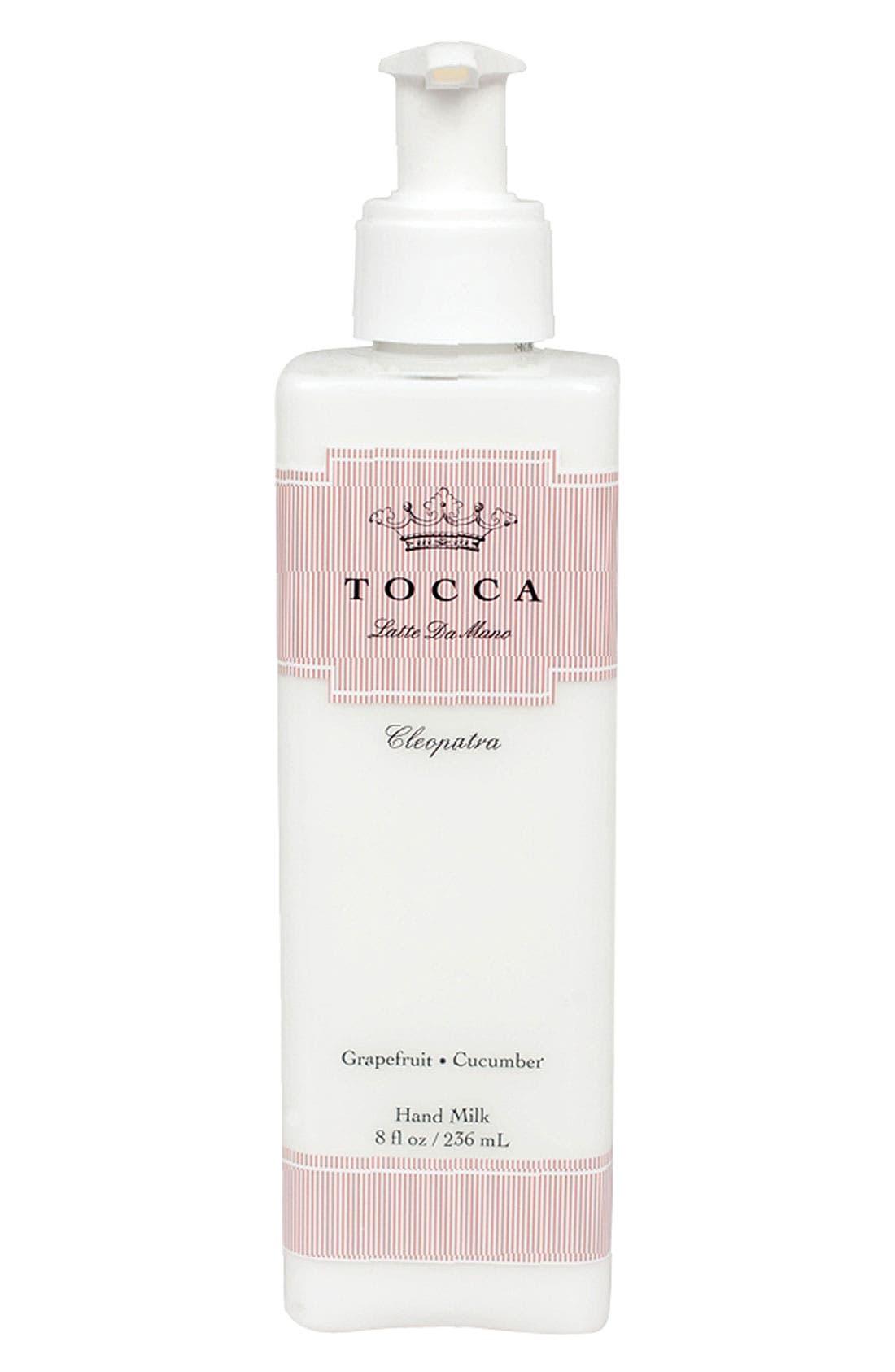 Main Image - TOCCA 'Cleopatra' Hand Milk