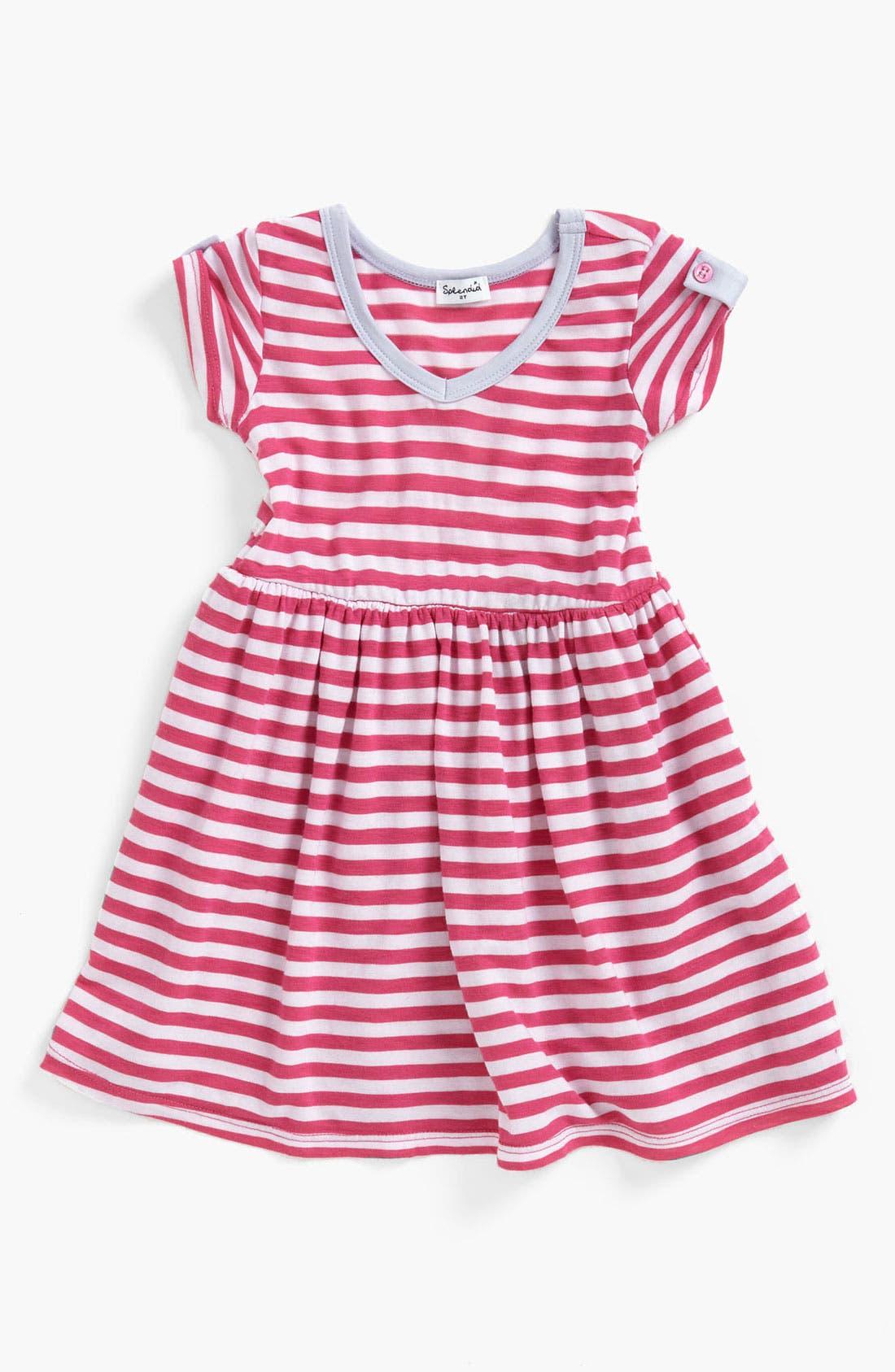 Main Image - Splendid Stripe Dress (Toddler)
