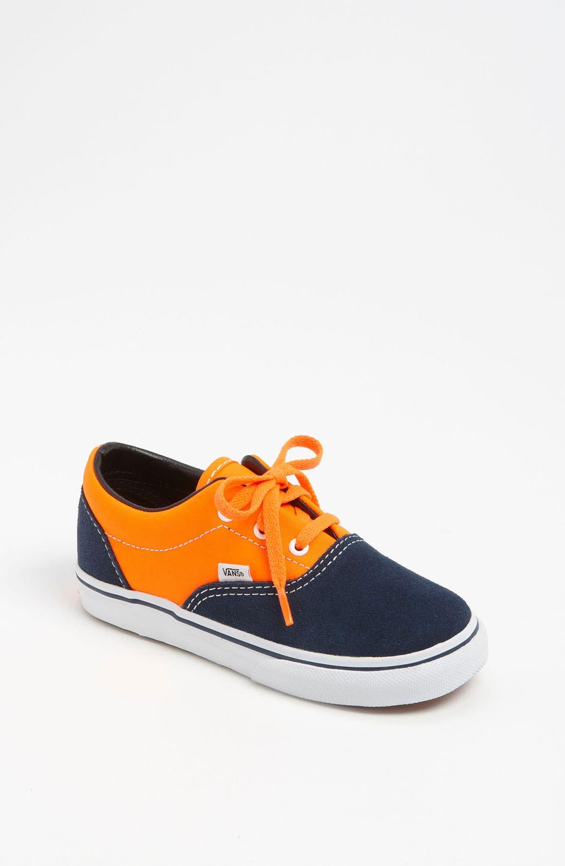 Alternate Image 1 Selected - Vans 'Era' Sneaker (Baby, Walker & Toddler)