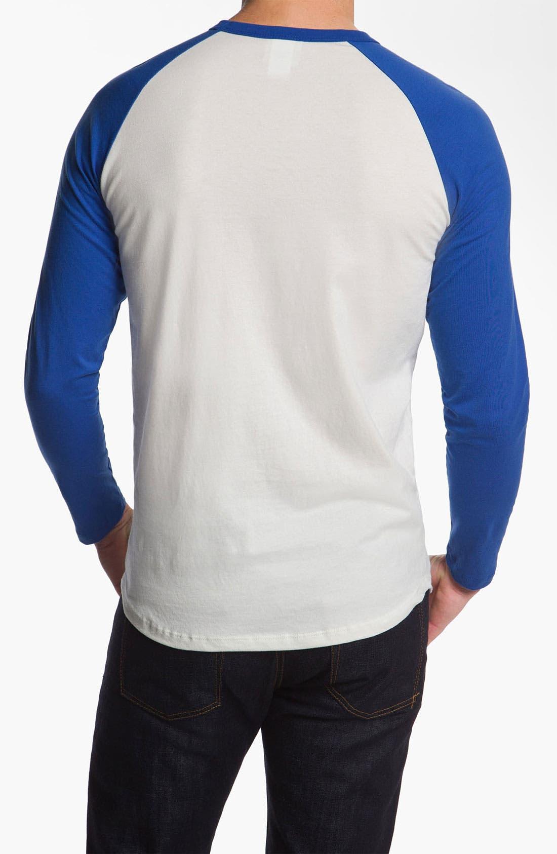 Alternate Image 2  - Junk Food 'New York Giants' Raglan Sleeve T-Shirt
