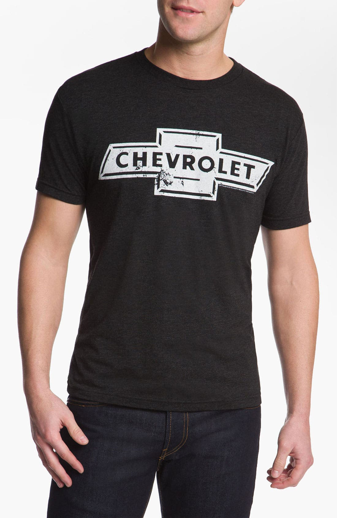 Main Image - Free Authority 'Chevy Logo' Graphic T-Shirt